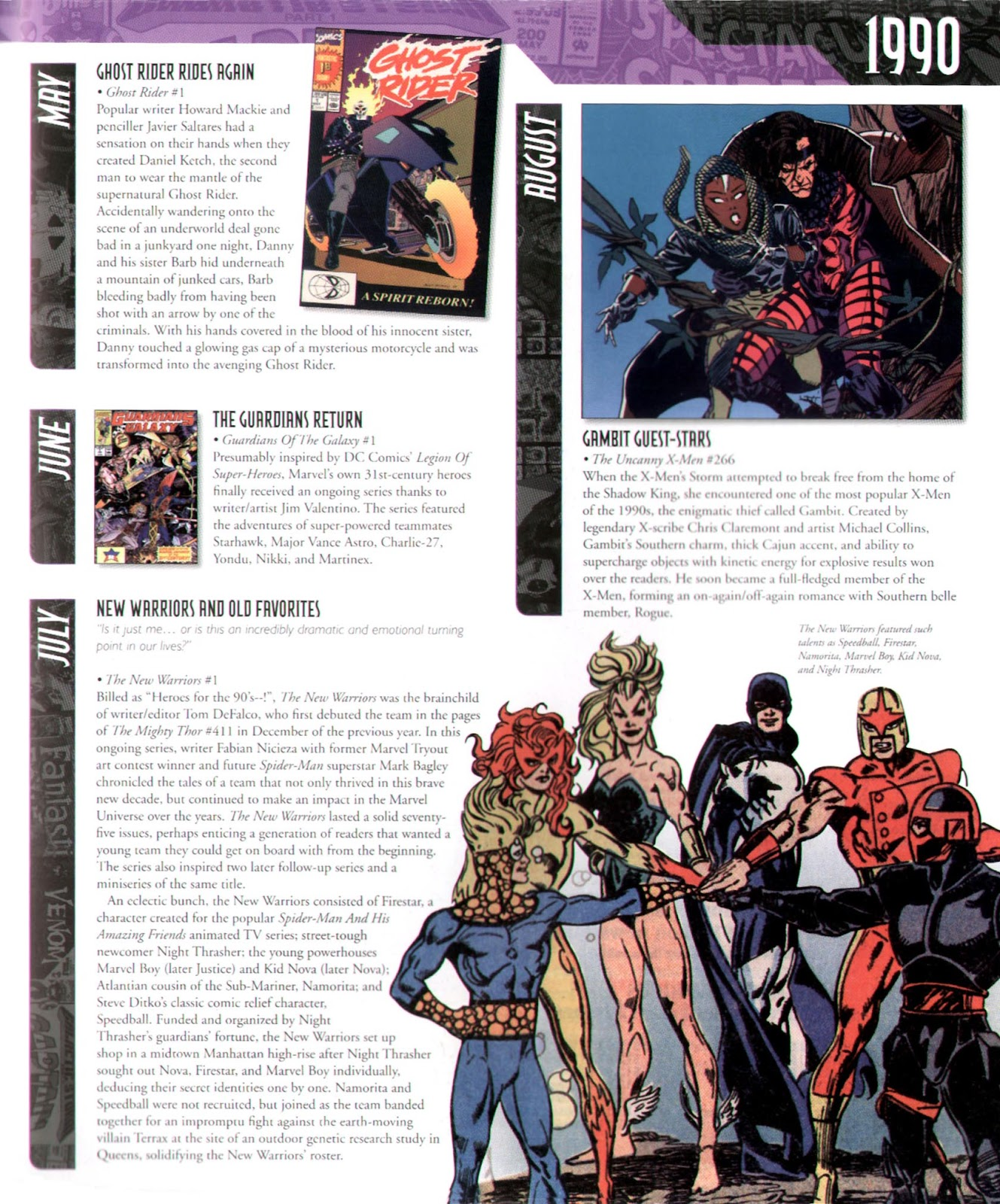 Read online Marvel Chronicle comic -  Issue # TPB (Part 3) - 39