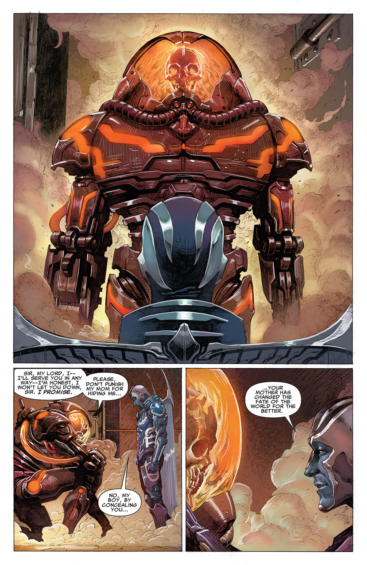 Read online Uncanny X-Force (2010) comic -  Issue #14 - 6