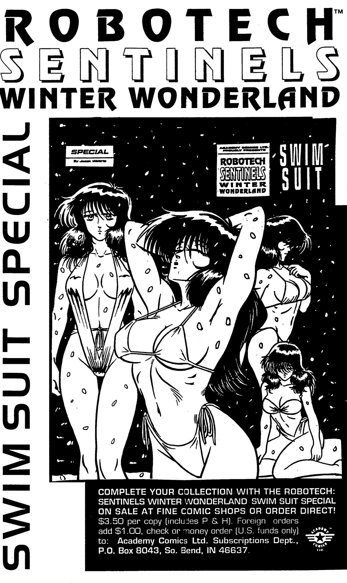 Robotech MechAngel issue 3 - Page 30