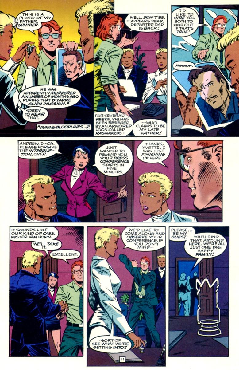 Read online Gunfire comic -  Issue #6 - 15