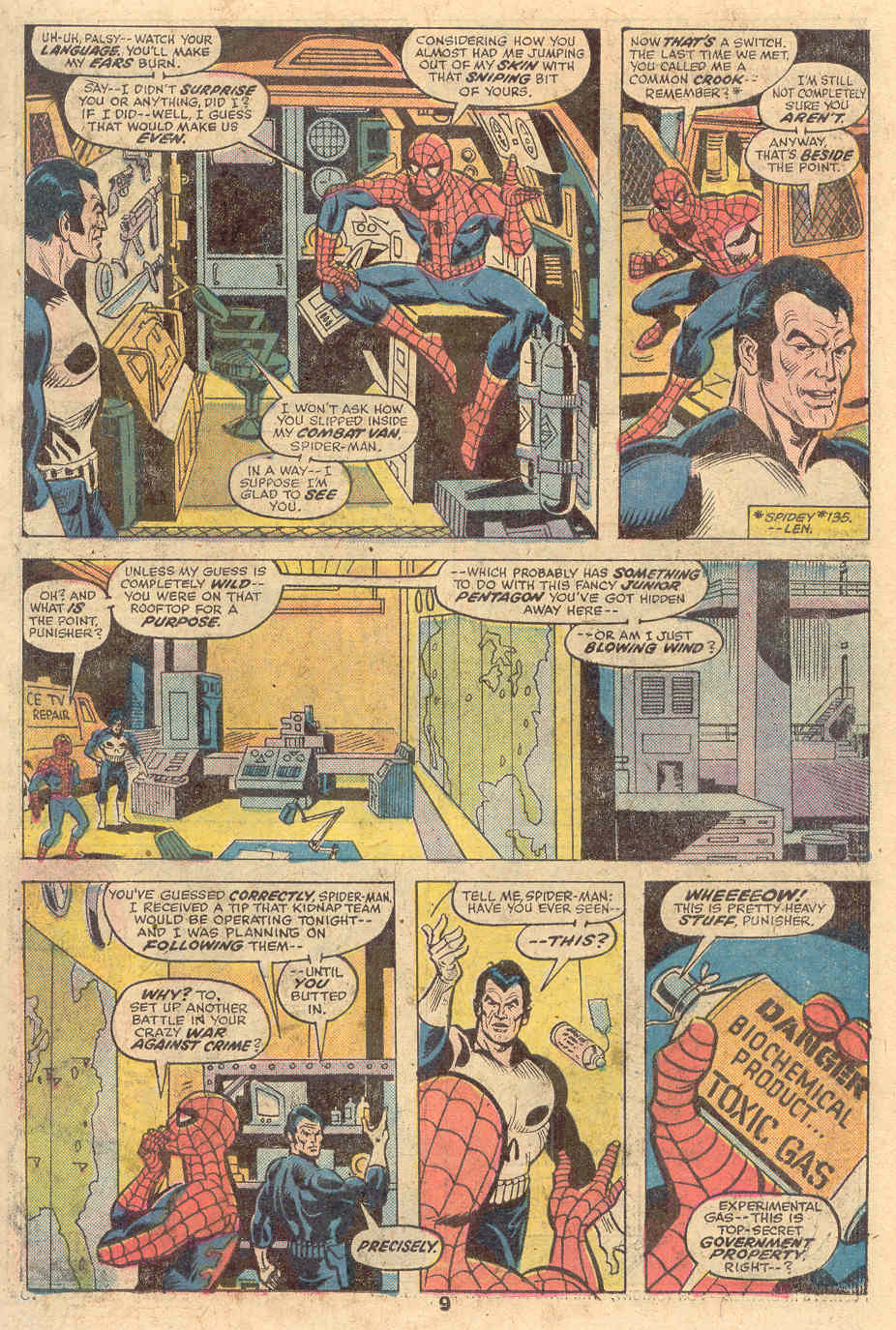 Giant-Size Spider-Man (1974) issue 4 - Page 8
