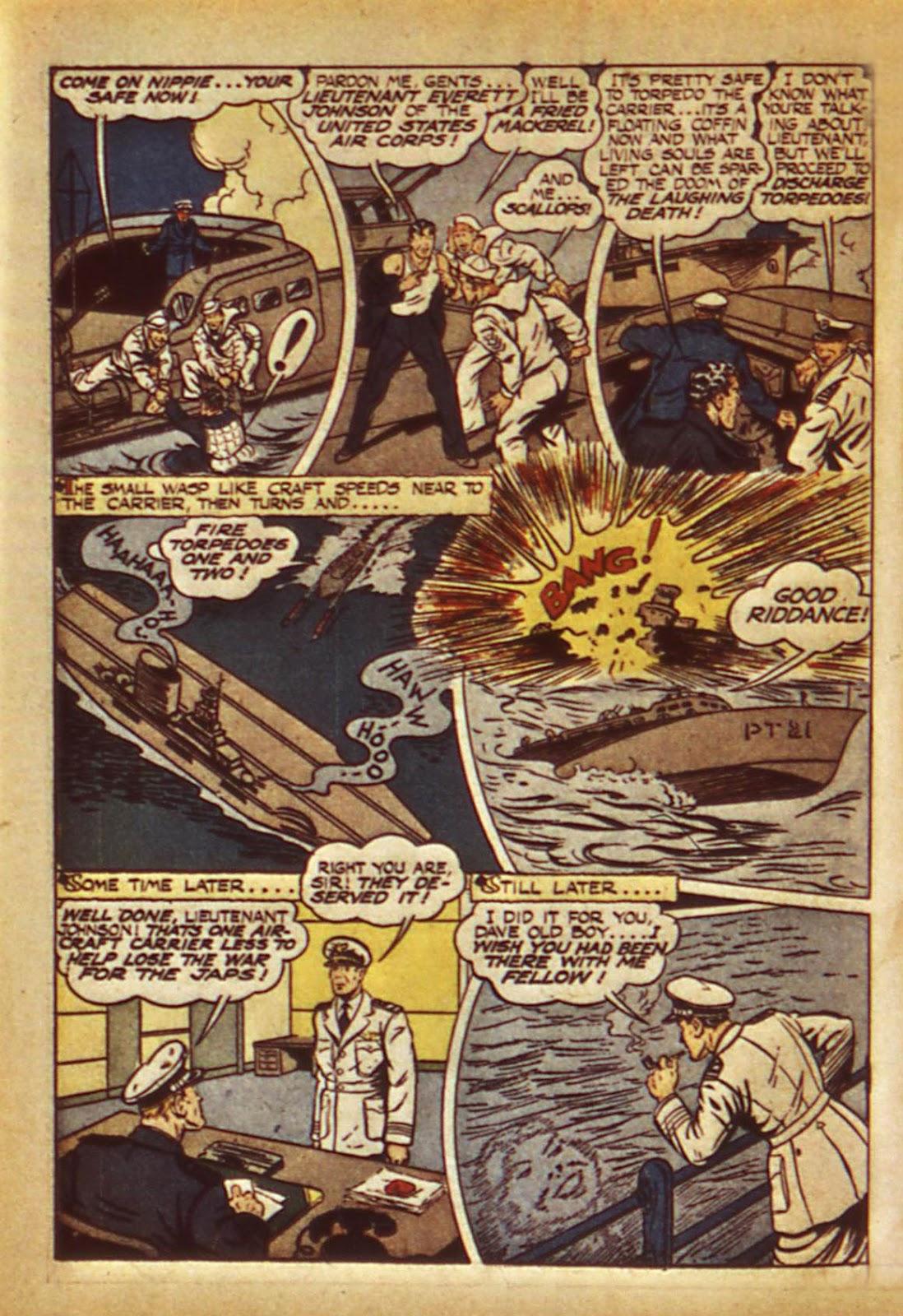 USA Comics issue 7 - Page 66
