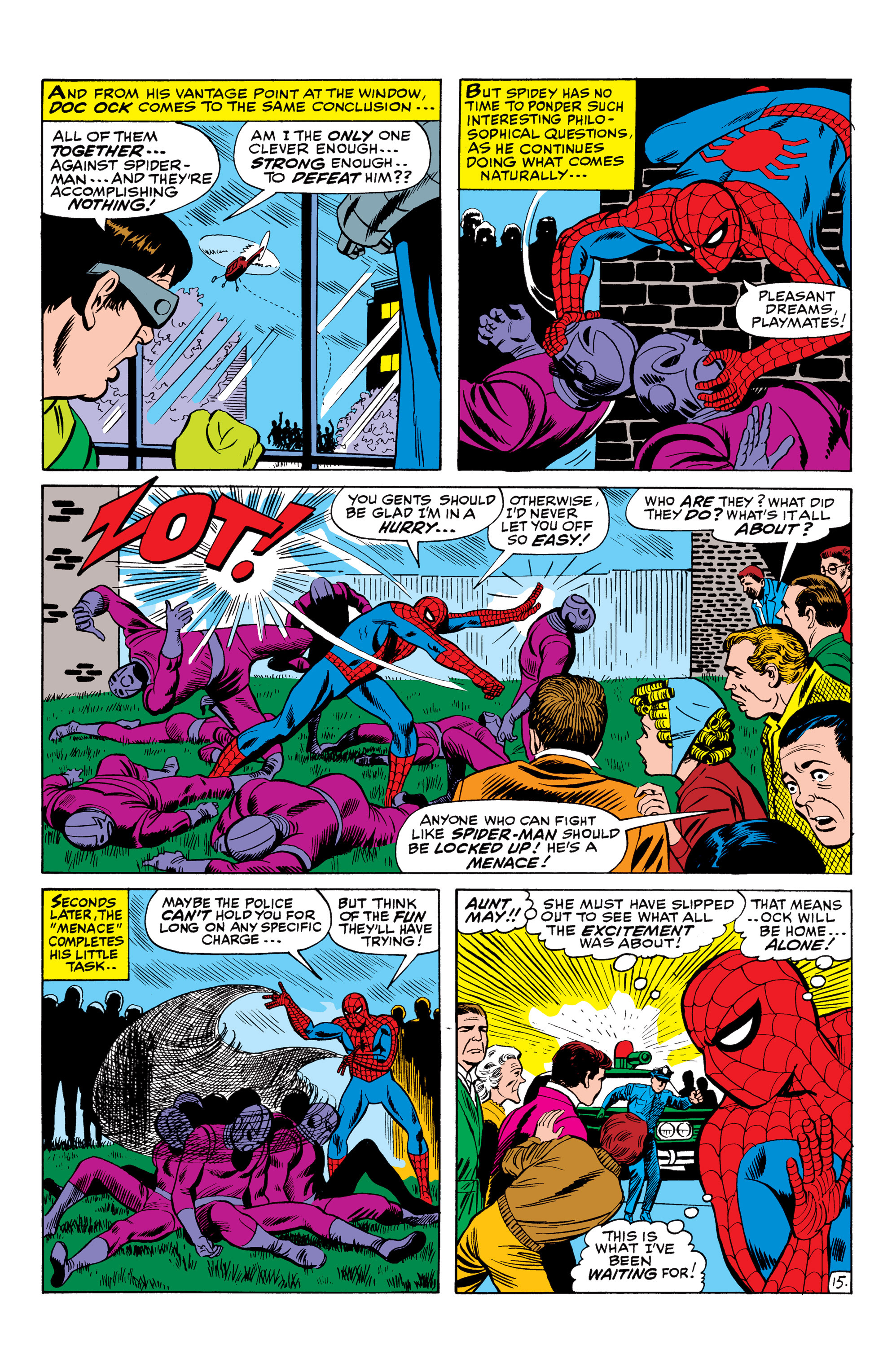 The Amazing Spider-Man (1963) 54 Page 15
