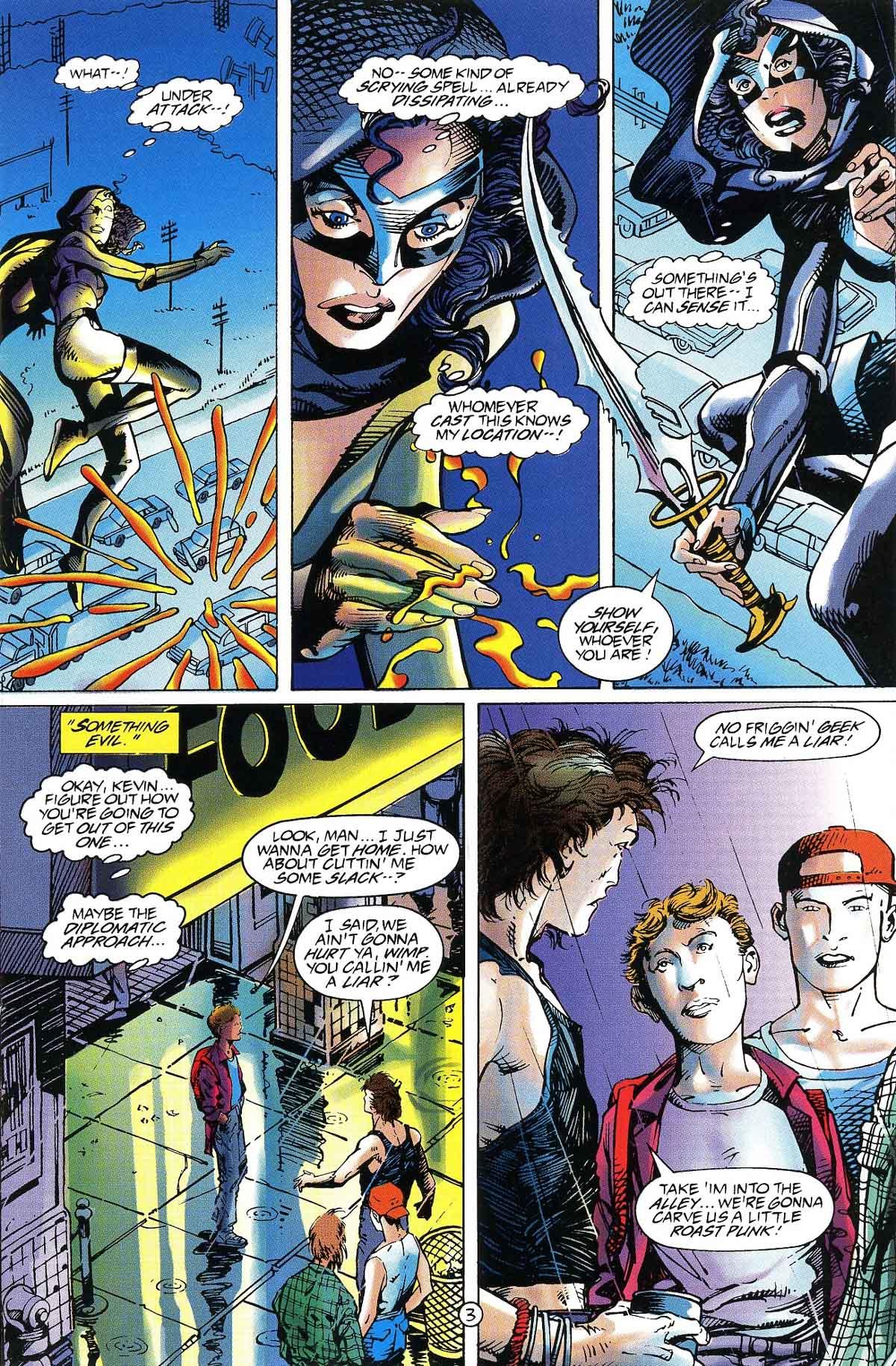 Read online Rune (1994) comic -  Issue #6 - 5