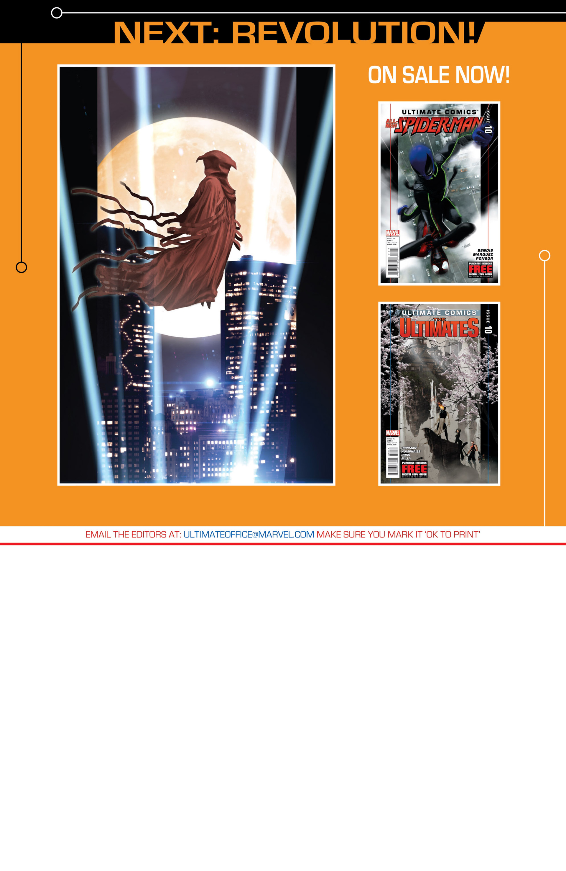 Read online Ultimate Comics X-Men comic -  Issue #12 - 22