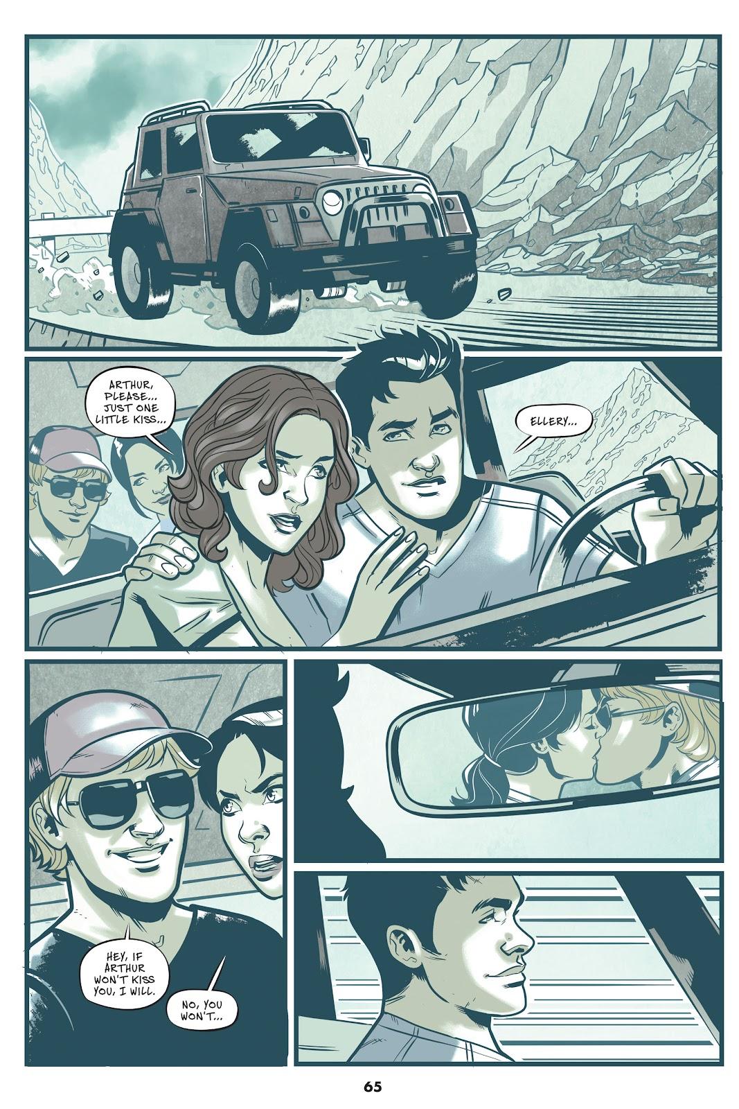 Read online Mera: Tidebreaker comic -  Issue # TPB (Part 1) - 65
