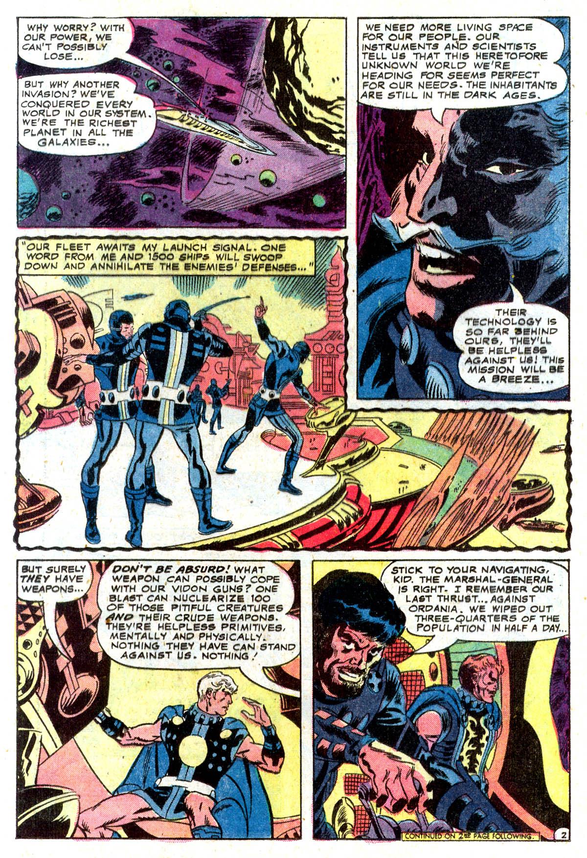 Read online Adventure Comics (1938) comic -  Issue #424 - 20