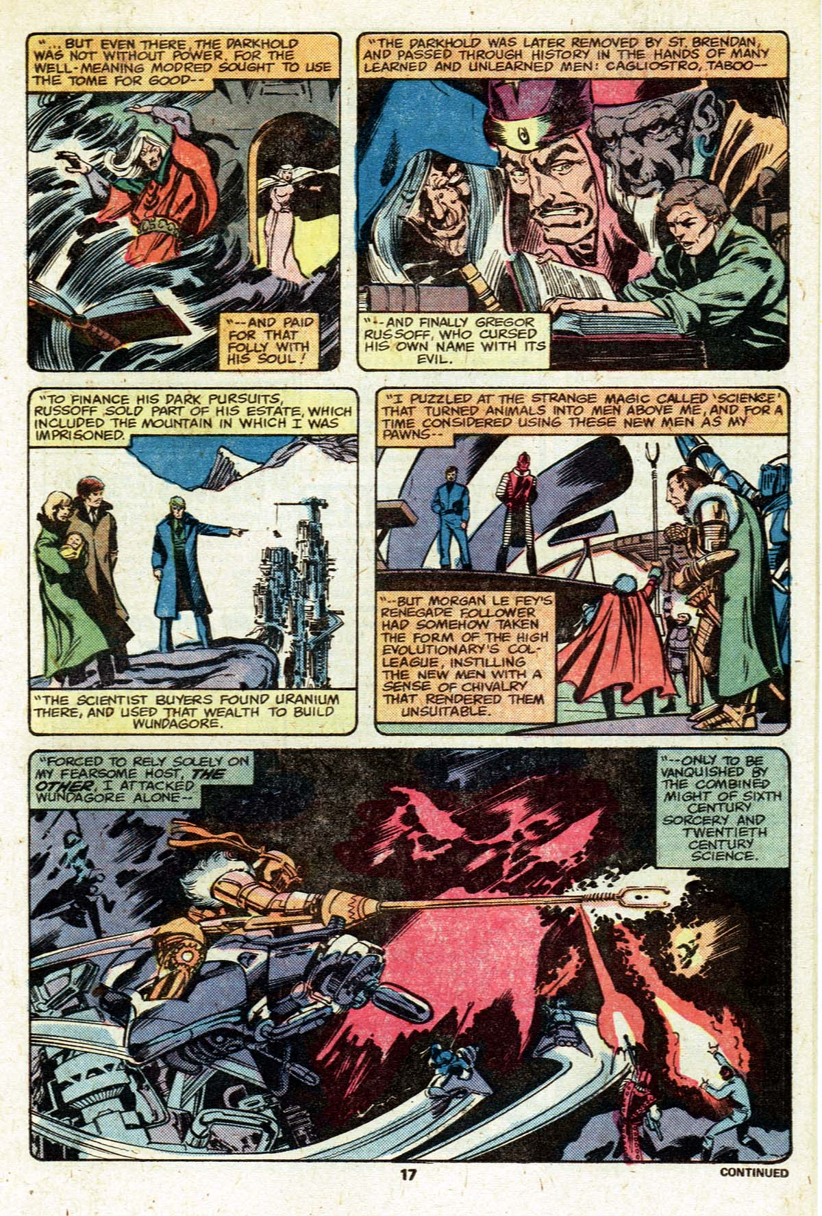 The Avengers (1963) 187 Page 11