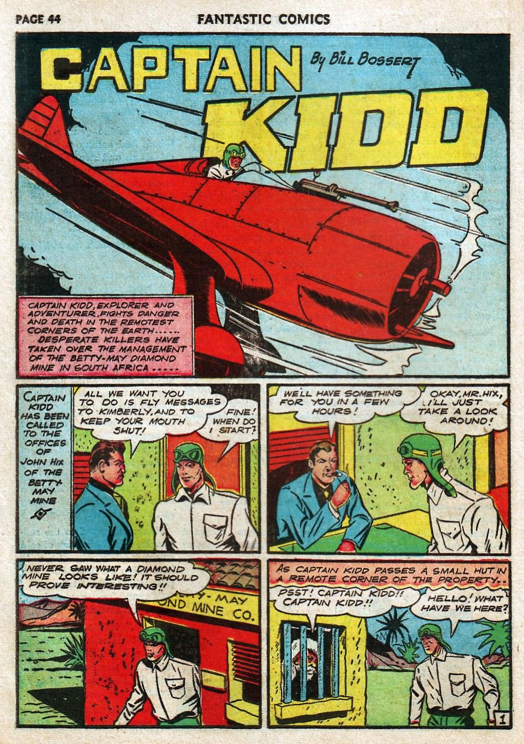 Read online Fantastic Comics comic -  Issue #17 - 45