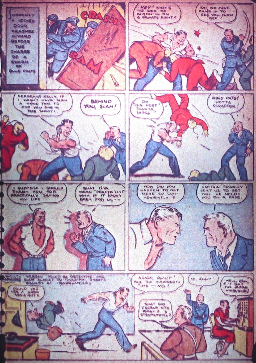 Read online Detective Comics (1937) comic -  Issue #1 - 56