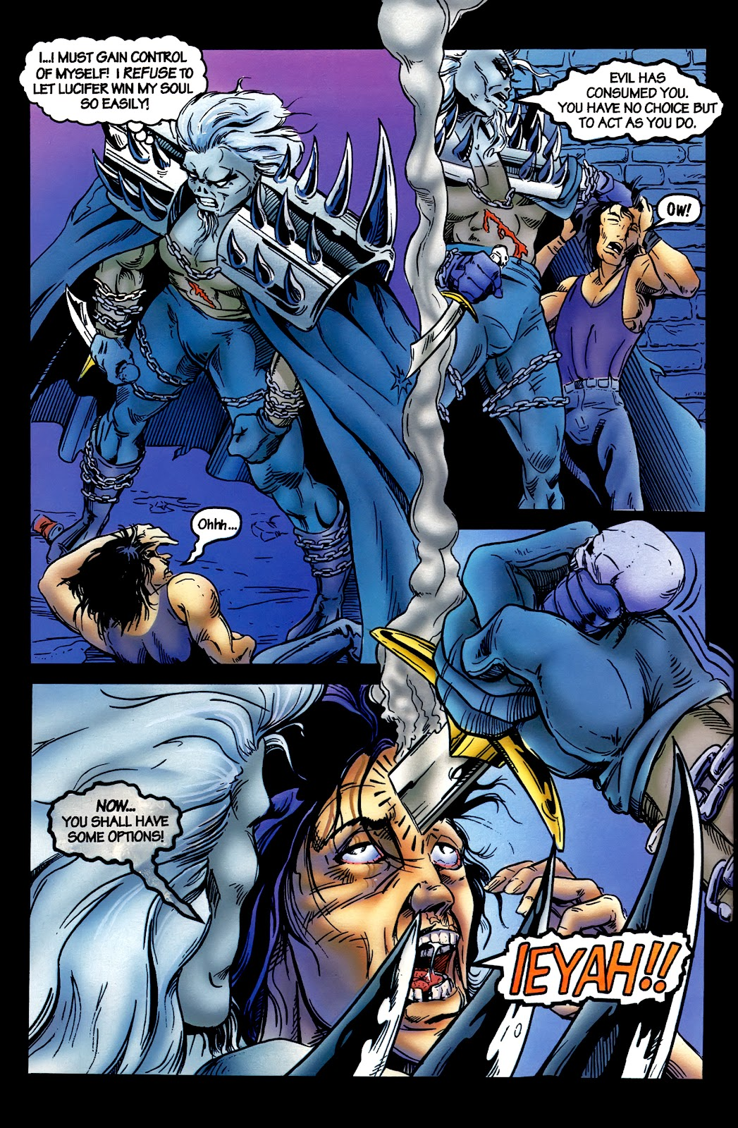 Read online Perg comic -  Issue #5 - 9