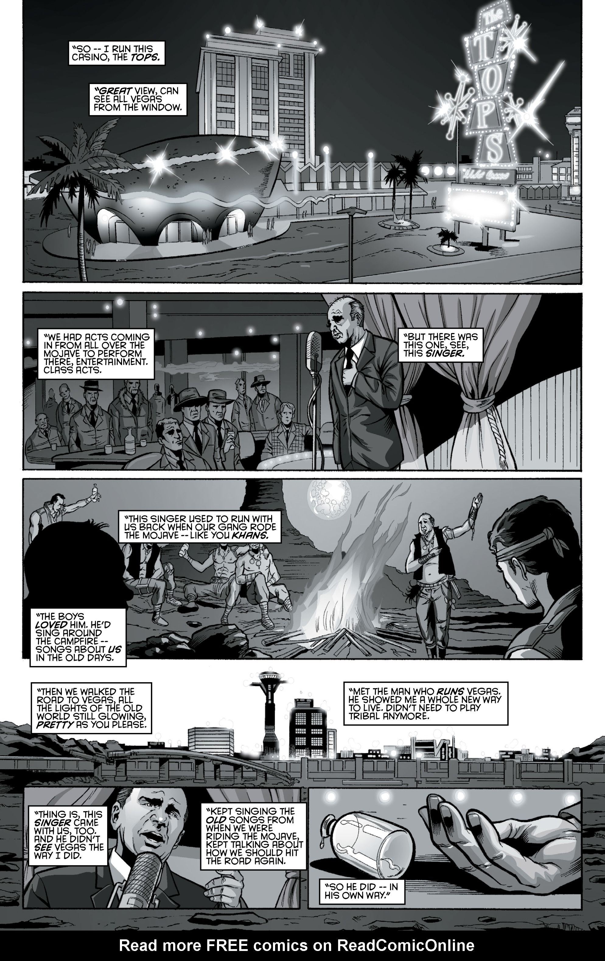 Read online Fallout: New Vegas-All Roads comic -  Issue # Full - 39