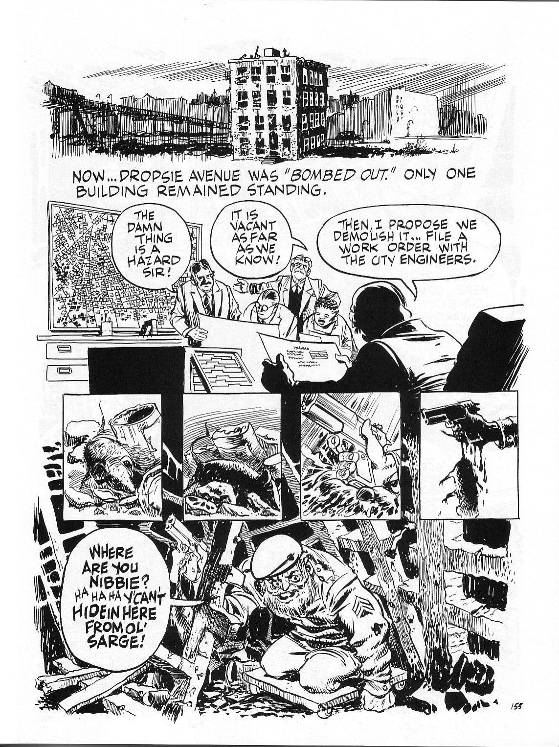 Read online Dropsie Avenue, The Neighborhood comic -  Issue # Full - 157