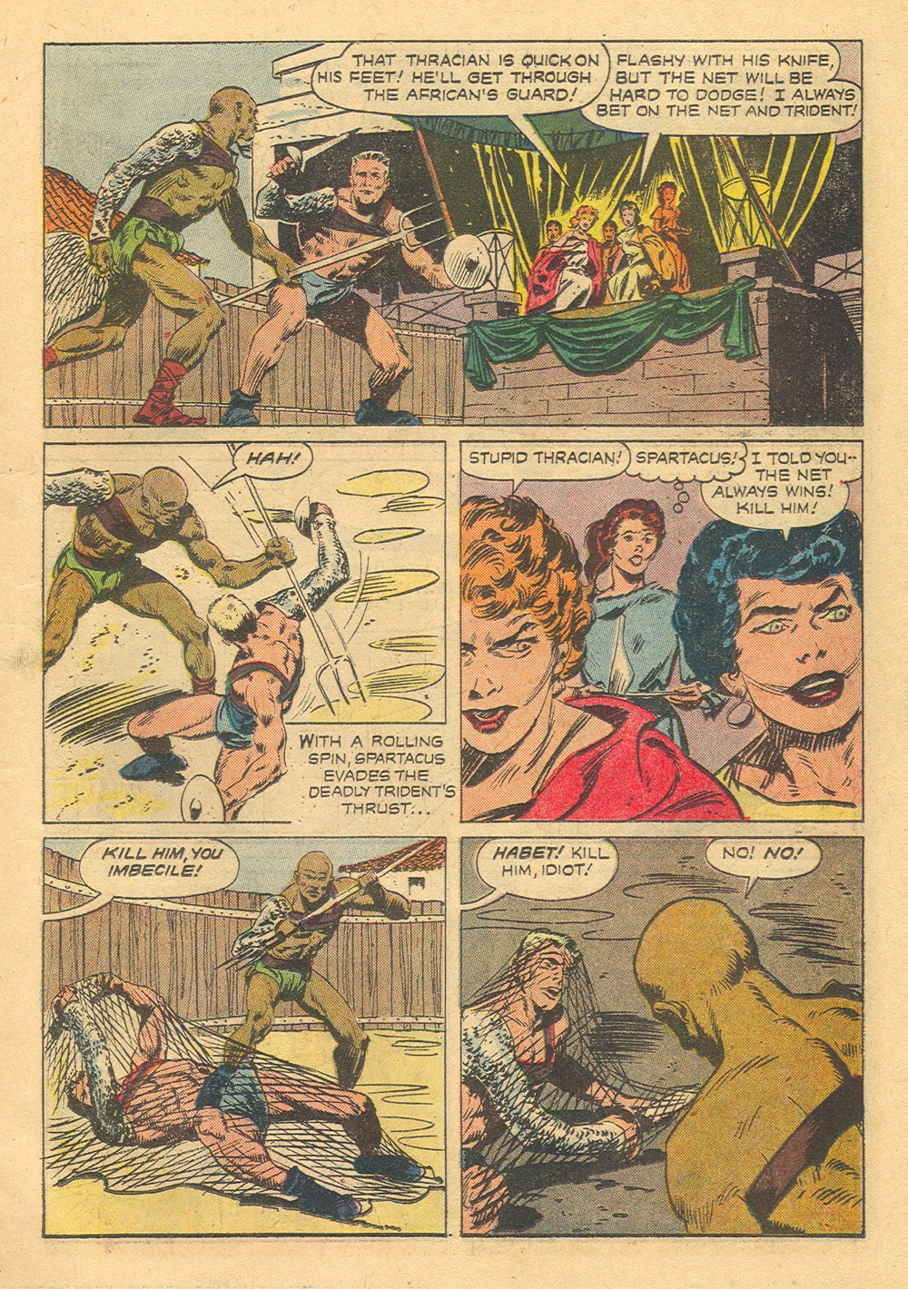 Four Color Comics issue 1139 - Page 11