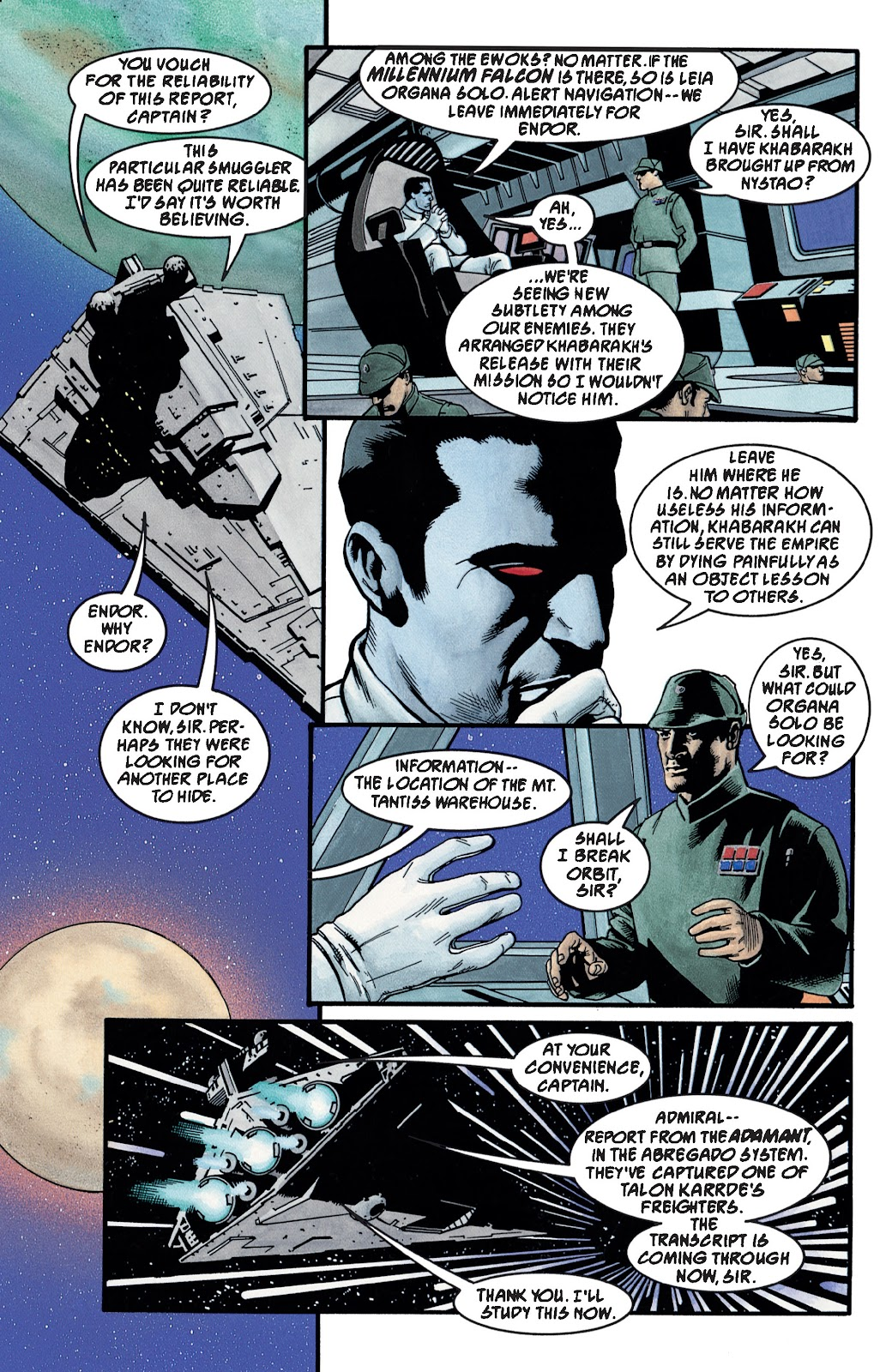 Read online Star Wars Legends: The New Republic - Epic Collection comic -  Issue # TPB 4 (Part 3) - 26