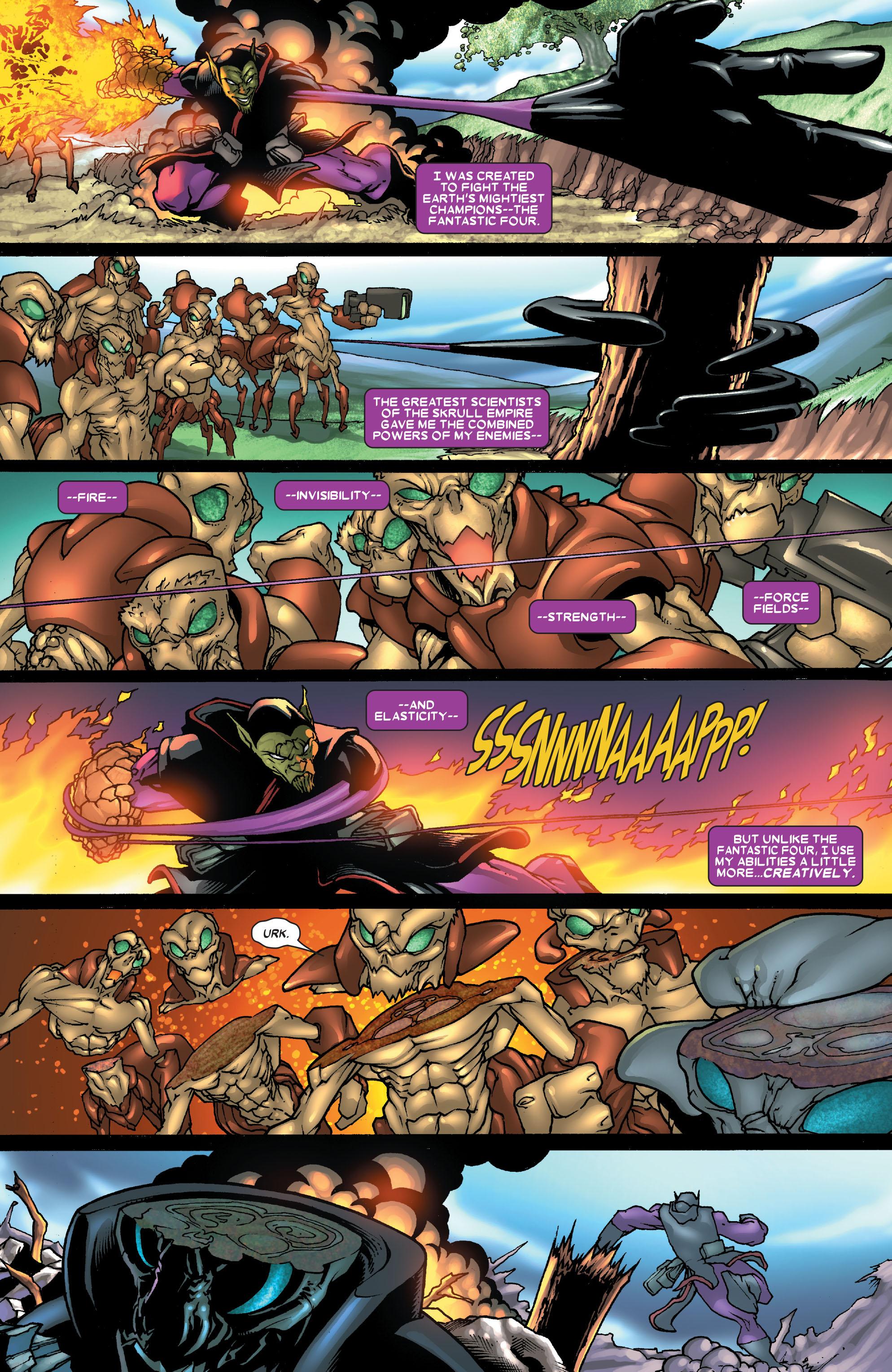 Read online Annihilation: Super-Skrull comic -  Issue #1 - 7