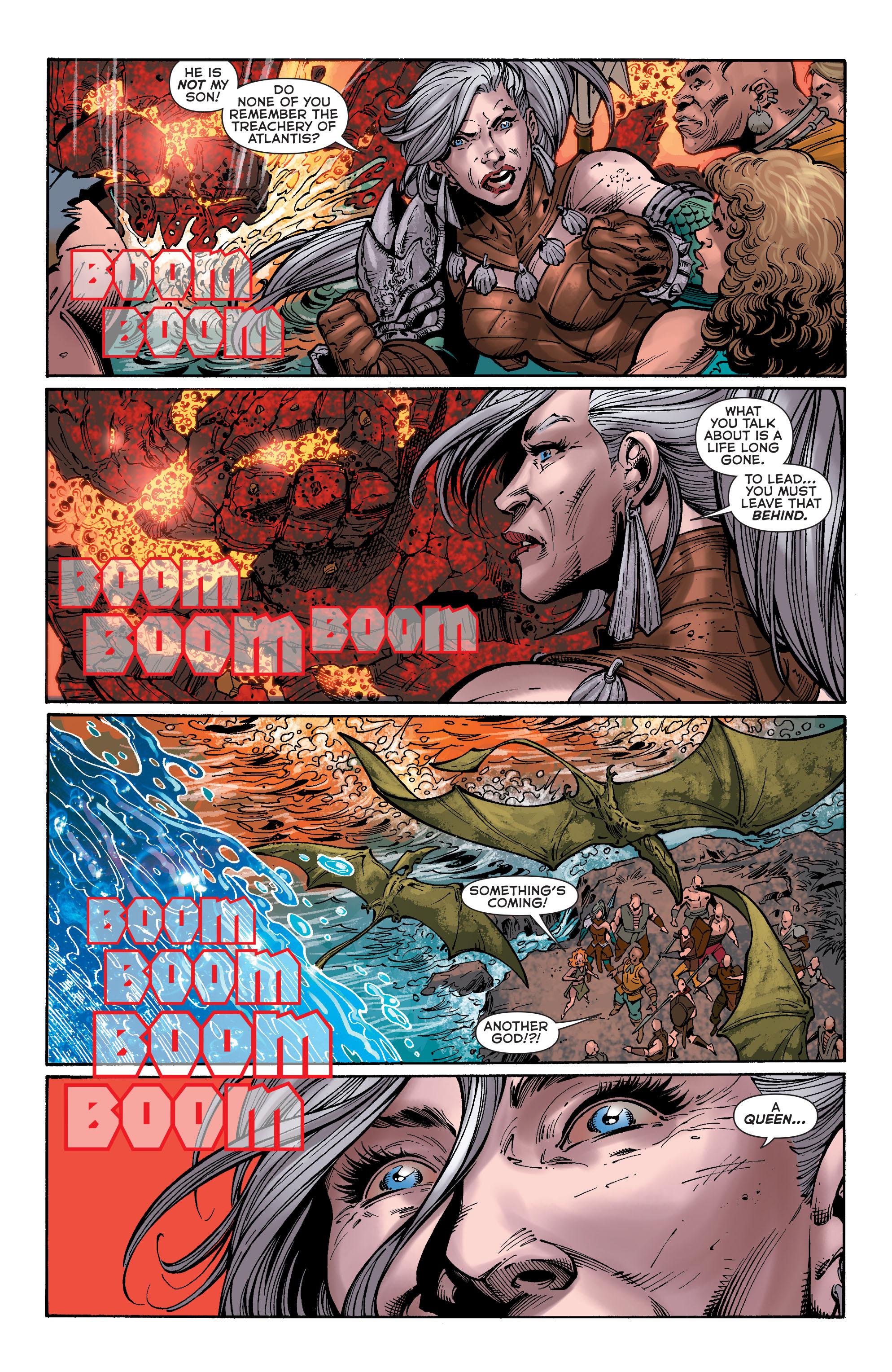 Read online Aquaman (2011) comic -  Issue #40 - 8