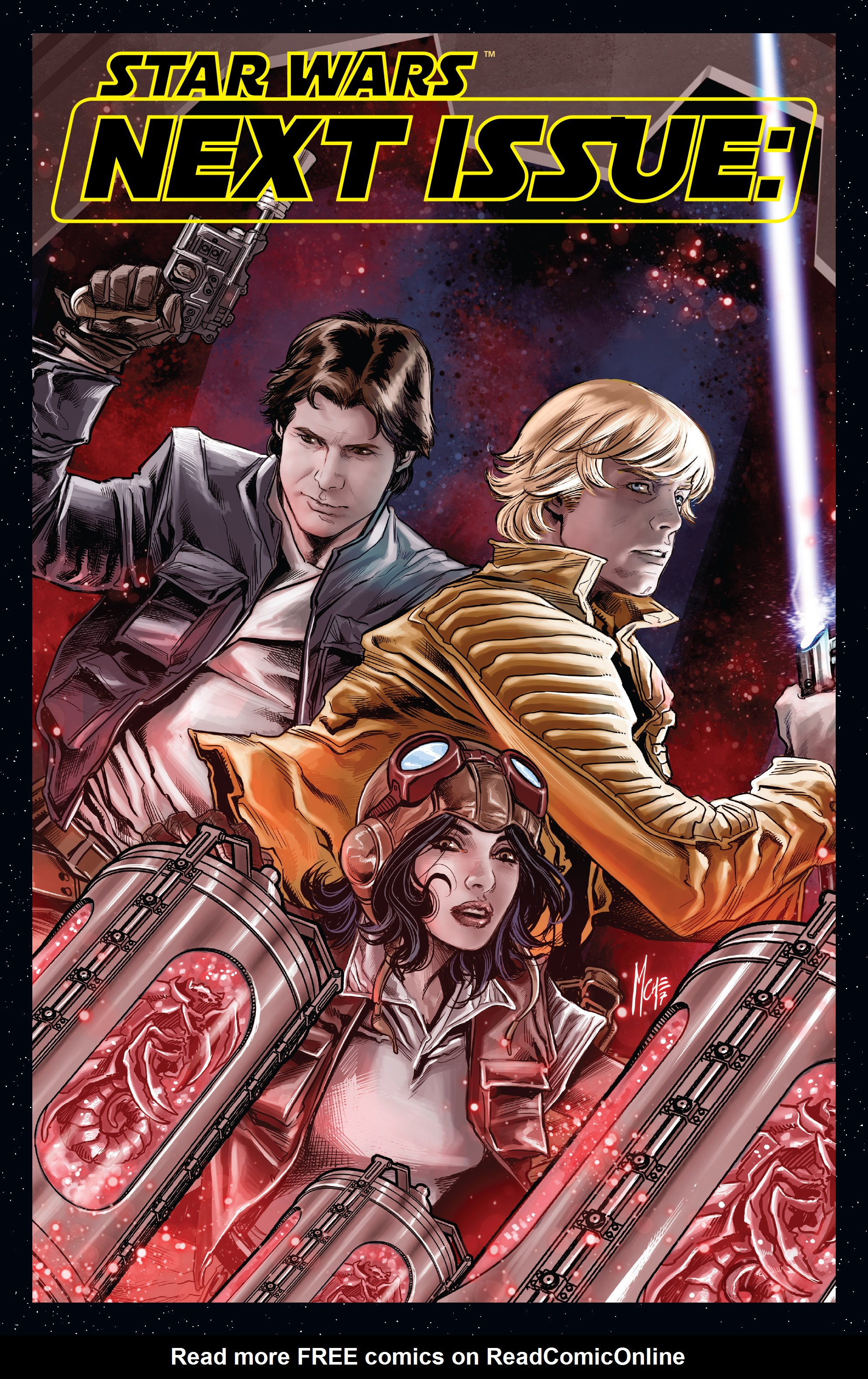 Read online Star Wars: The Screaming Citadel comic -  Issue # Full - 34