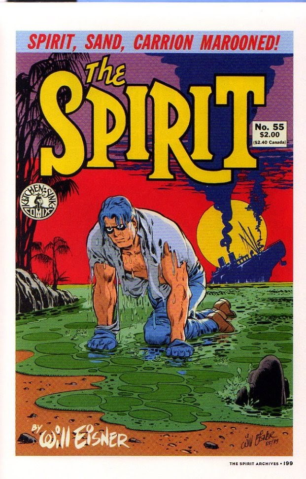 Read online Will Eisner's The Spirit Archives comic -  Issue # TPB 26 (Part 3) - 6