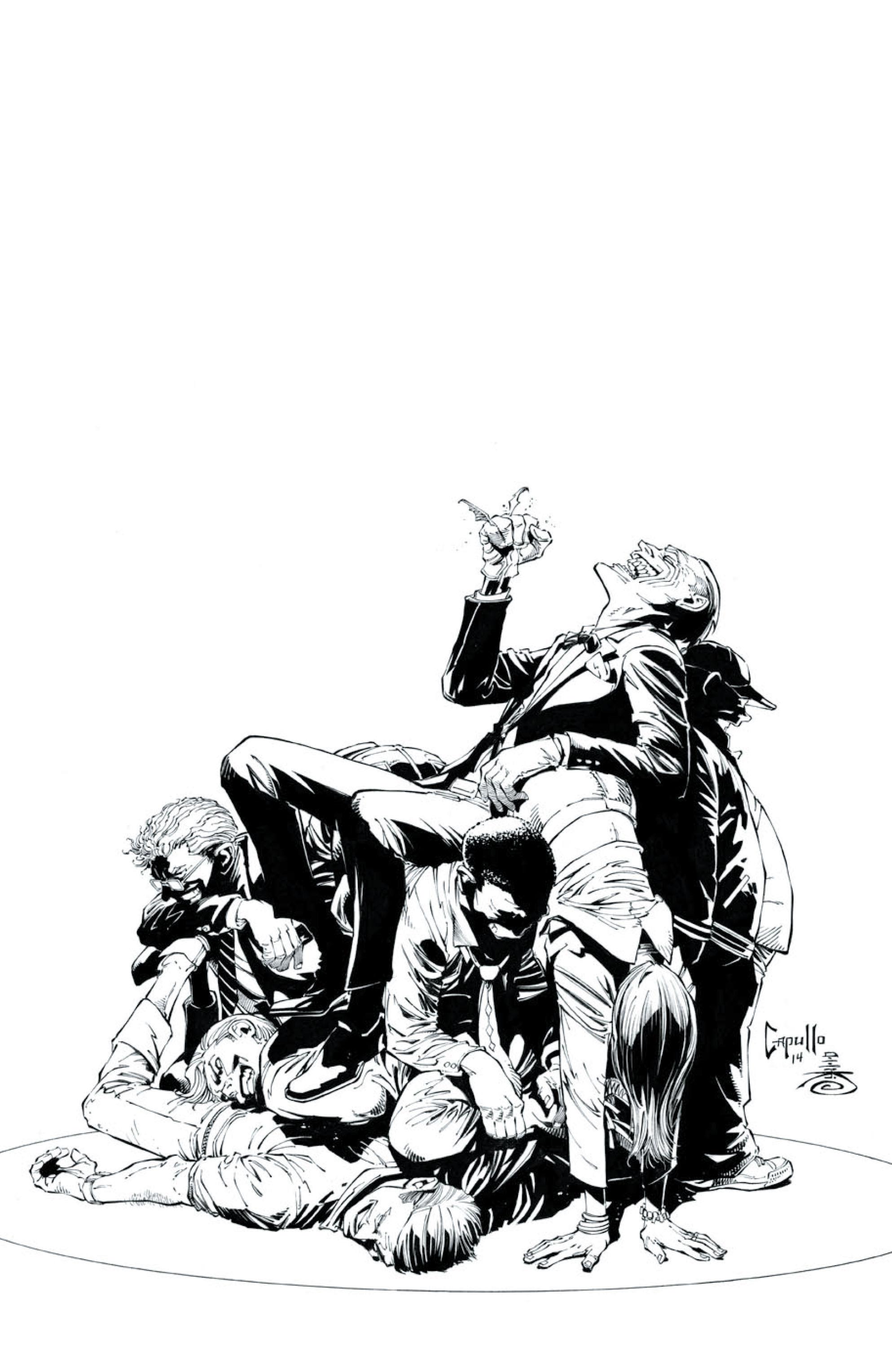 Read online Batman (2011) comic -  Issue # _TPB 7 - 102