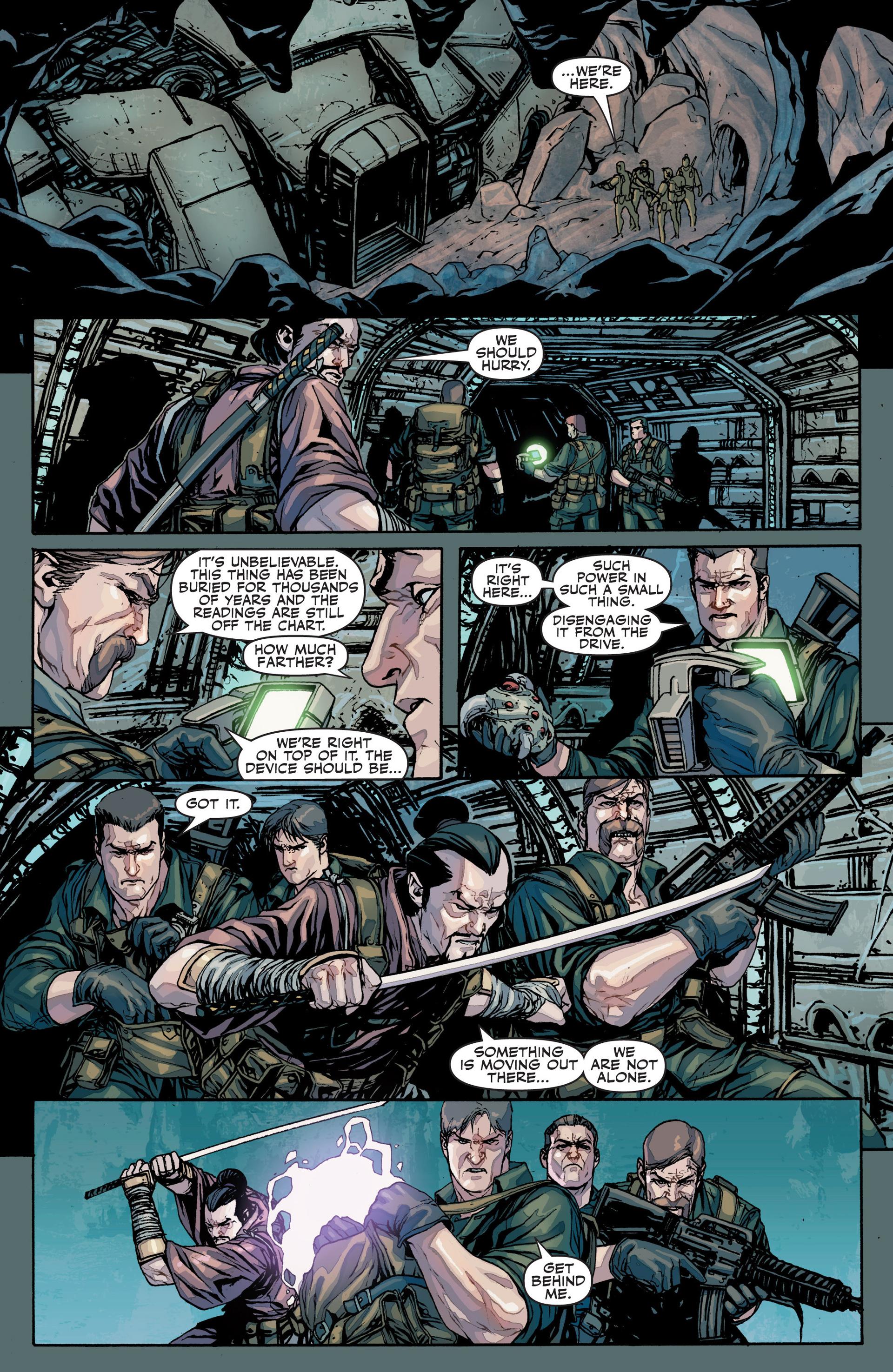 Read online Secret Warriors comic -  Issue #25 - 13