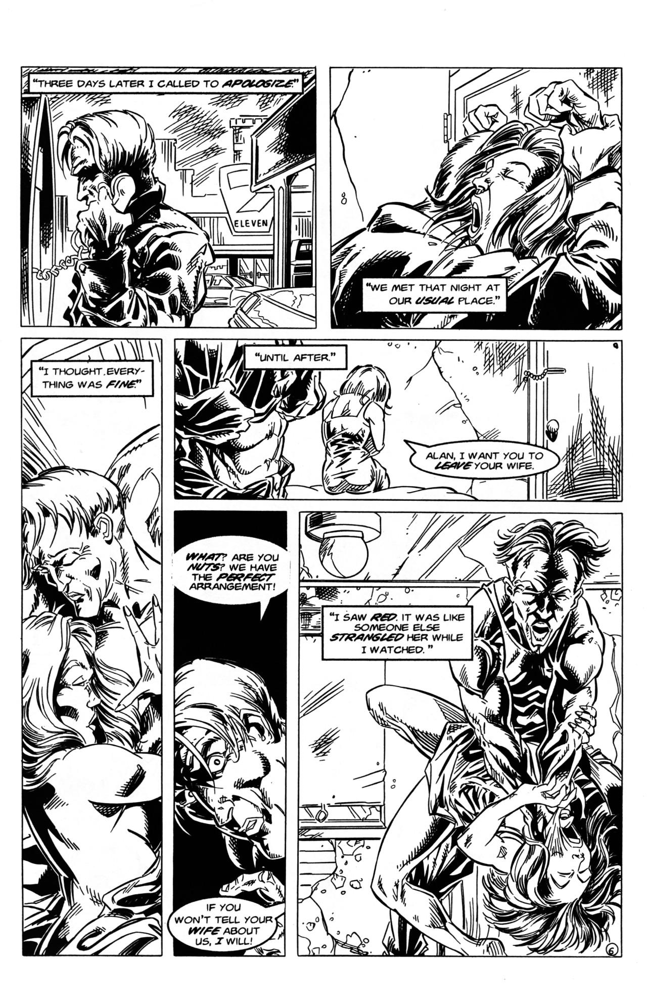 Read online Dr. Weird (1997) comic -  Issue #2 - 8