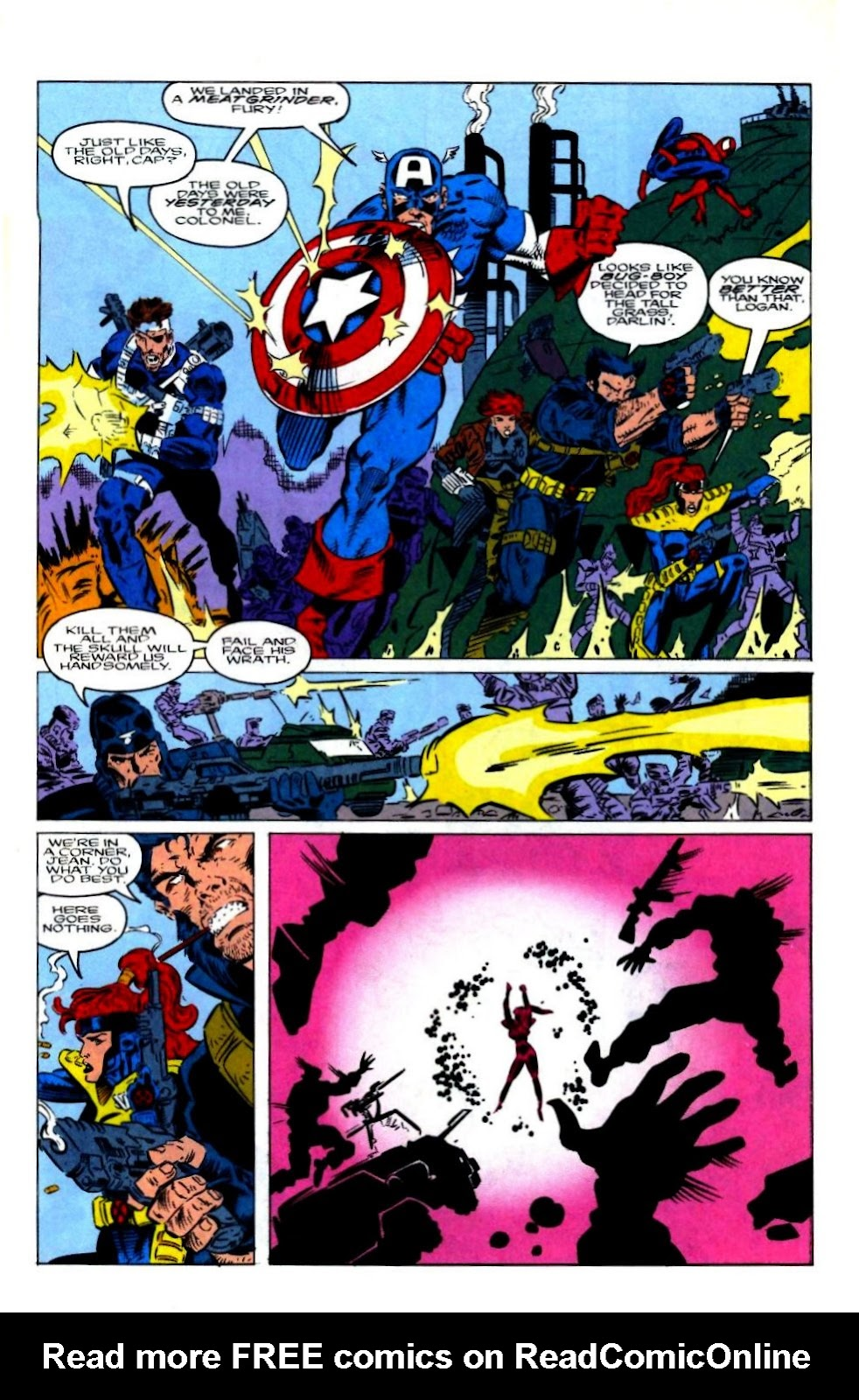 What If...? (1989) issue 68 - Page 21