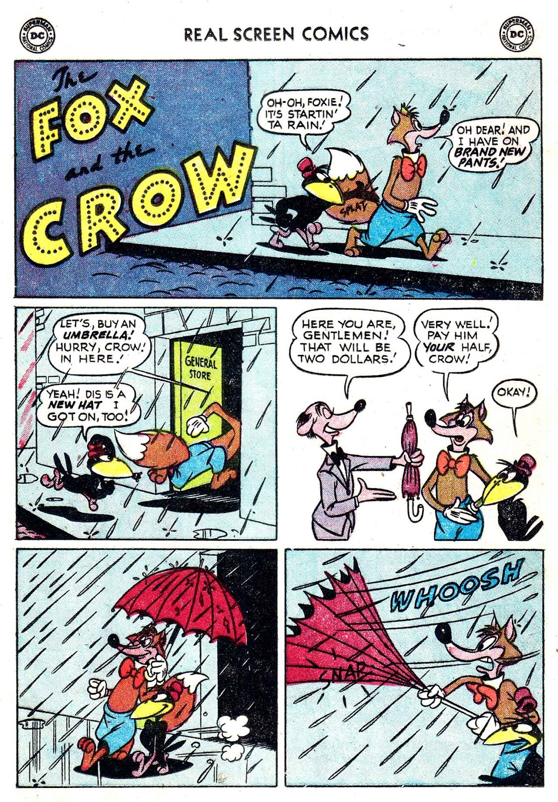 Real Screen Comics issue 49 - Page 21