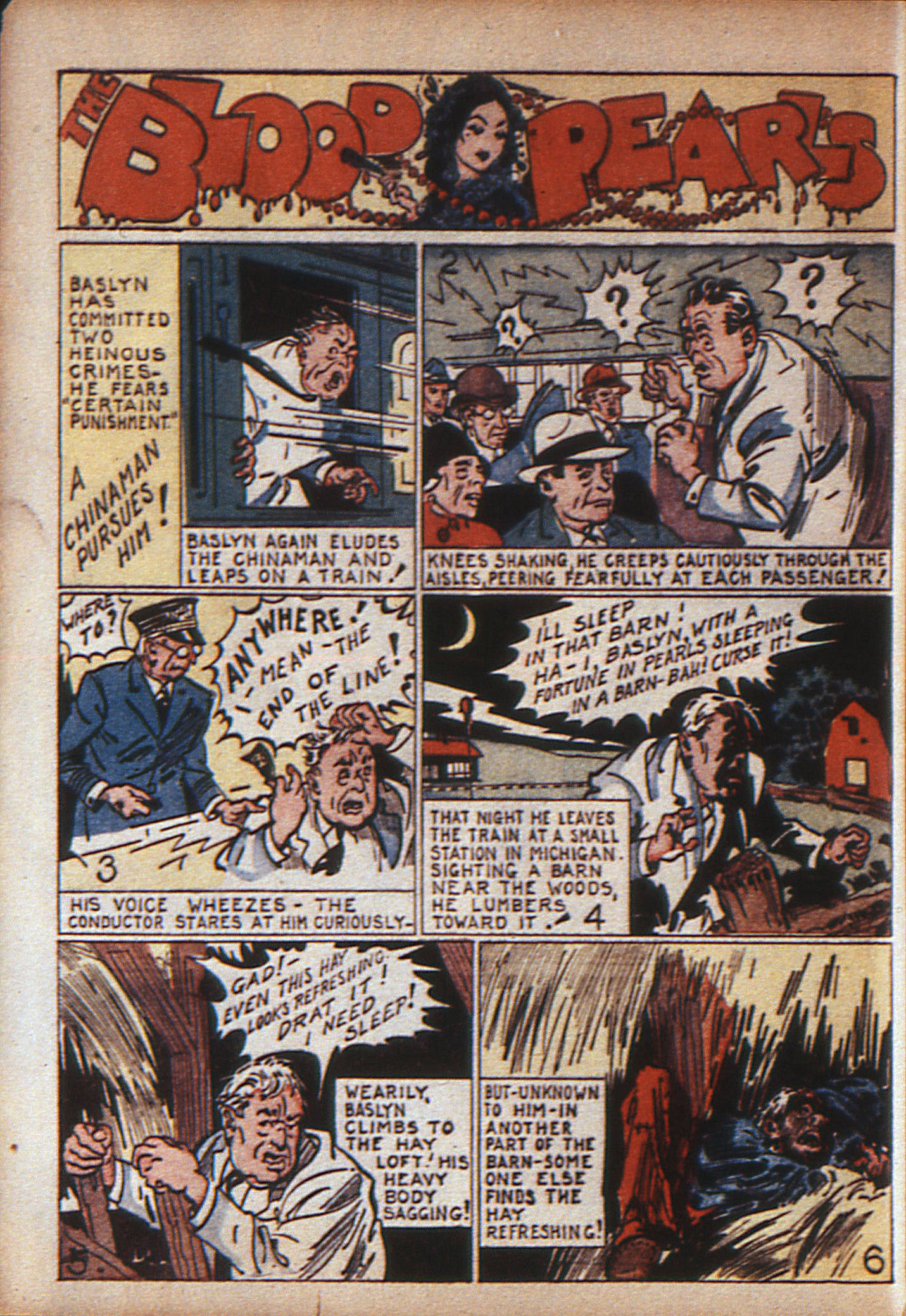 Read online Adventure Comics (1938) comic -  Issue #12 - 17