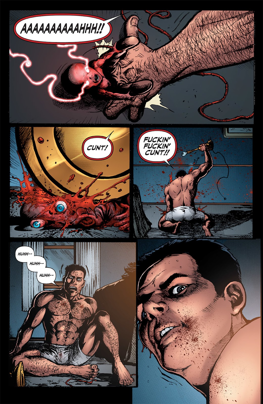 Read online The Boys: Butcher, Baker, Candlestickmaker comic -  Issue #4 - 22