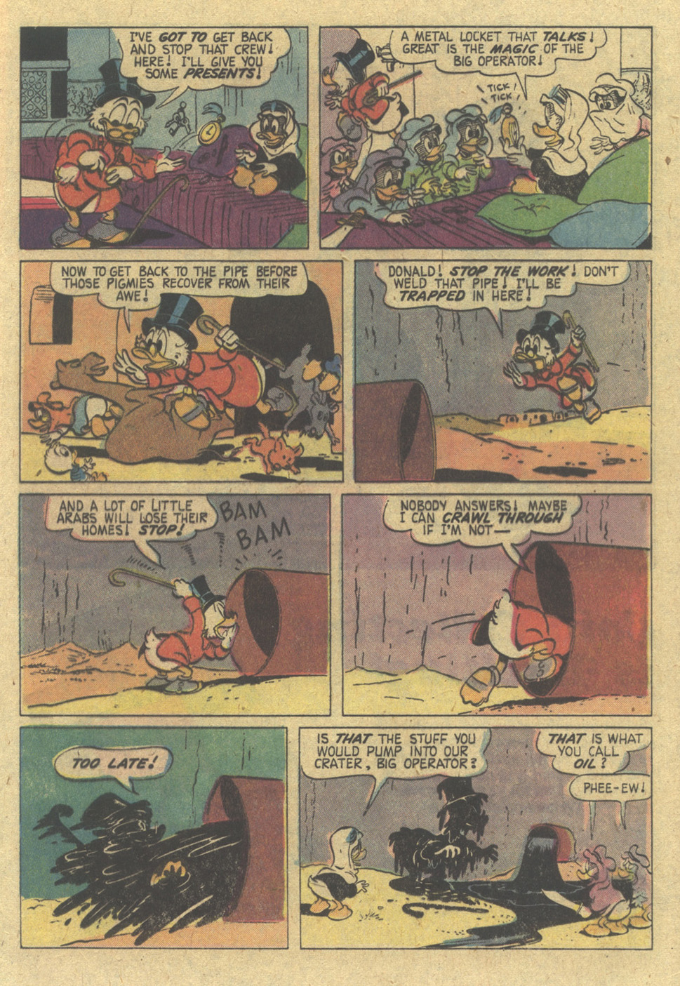 Read online Uncle Scrooge (1953) comic -  Issue #146 - 17