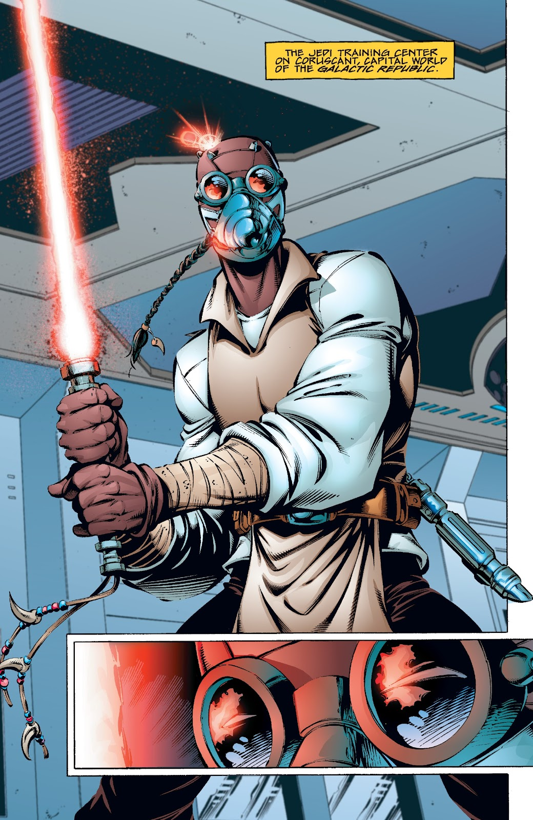 Read online Star Wars Legends Epic Collection: The Menace Revealed comic -  Issue # TPB (Part 3) - 47