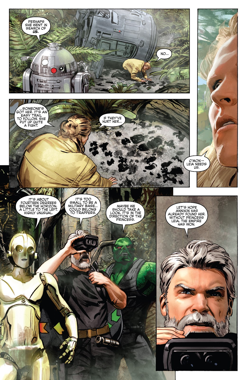 Read online Star Wars Legends: Infinities - Epic Collection comic -  Issue # TPB (Part 5) - 31