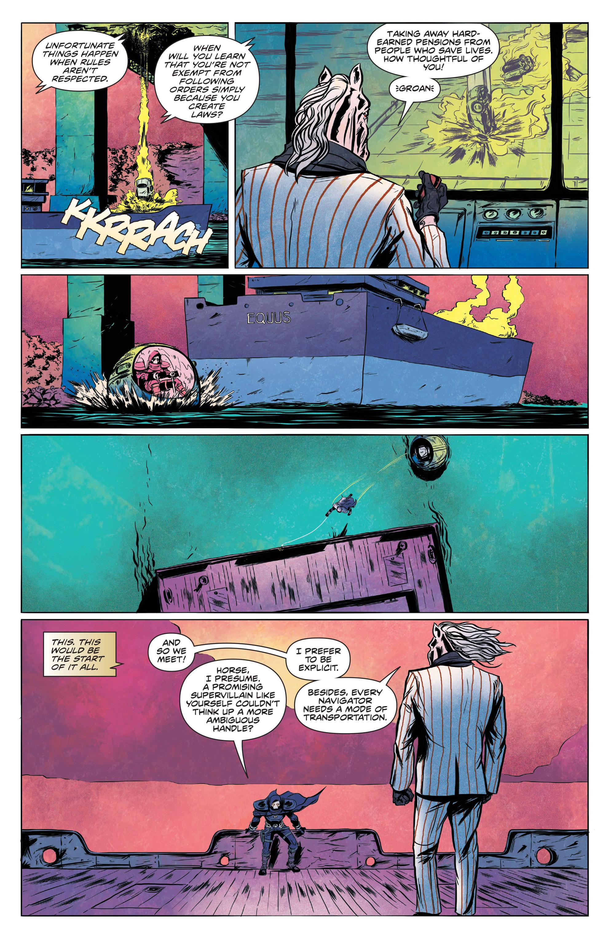 Read online Translucid comic -  Issue #2 - 21