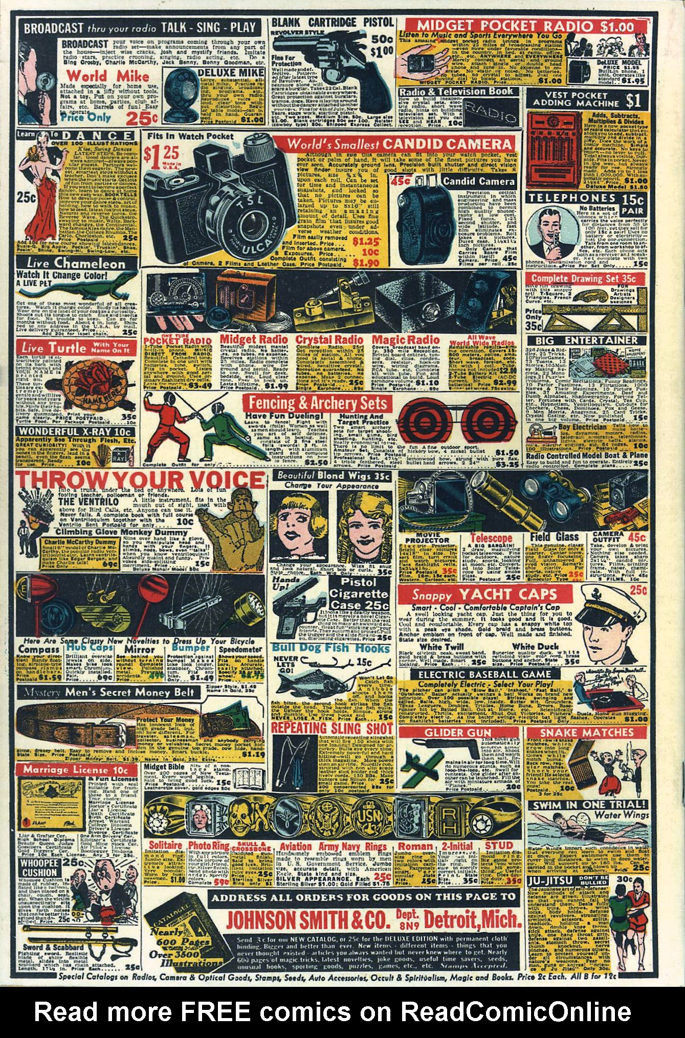 Read online Adventure Comics (1938) comic -  Issue #30 - 70
