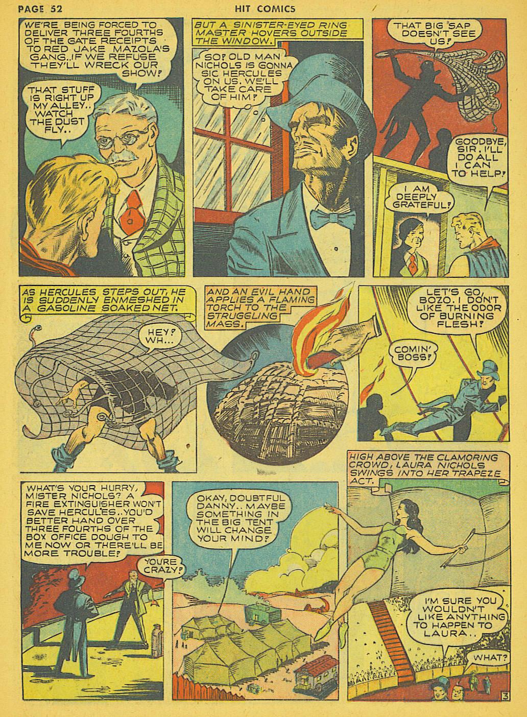 Read online Hit Comics comic -  Issue #21 - 54