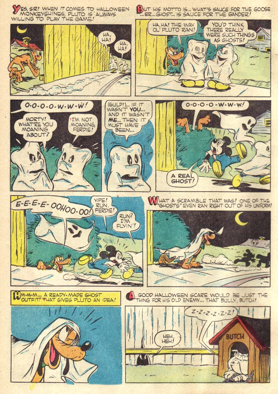 Walt Disney's Comics and Stories issue 146 - Page 22