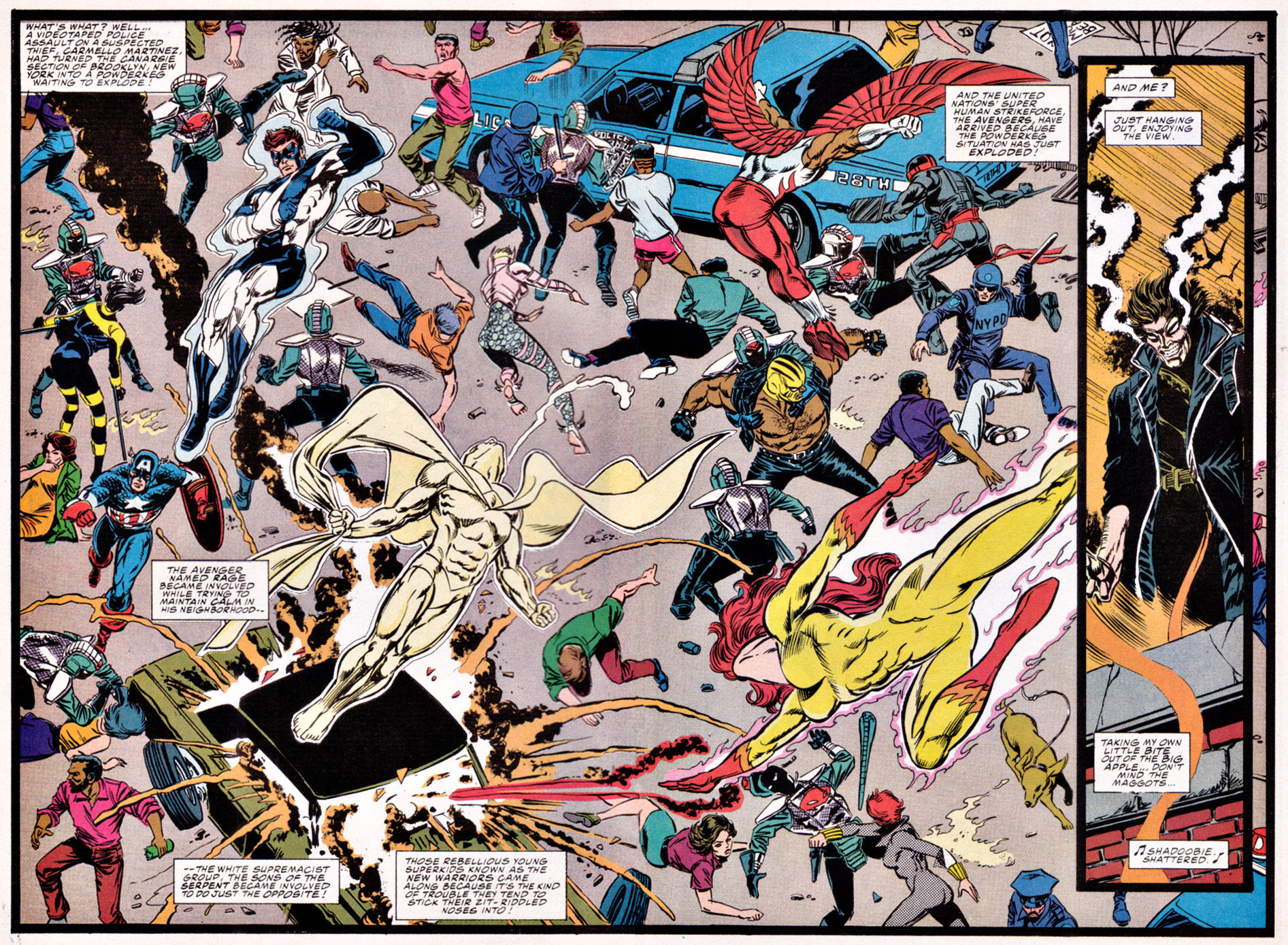 The Avengers (1963) 342 Page 2