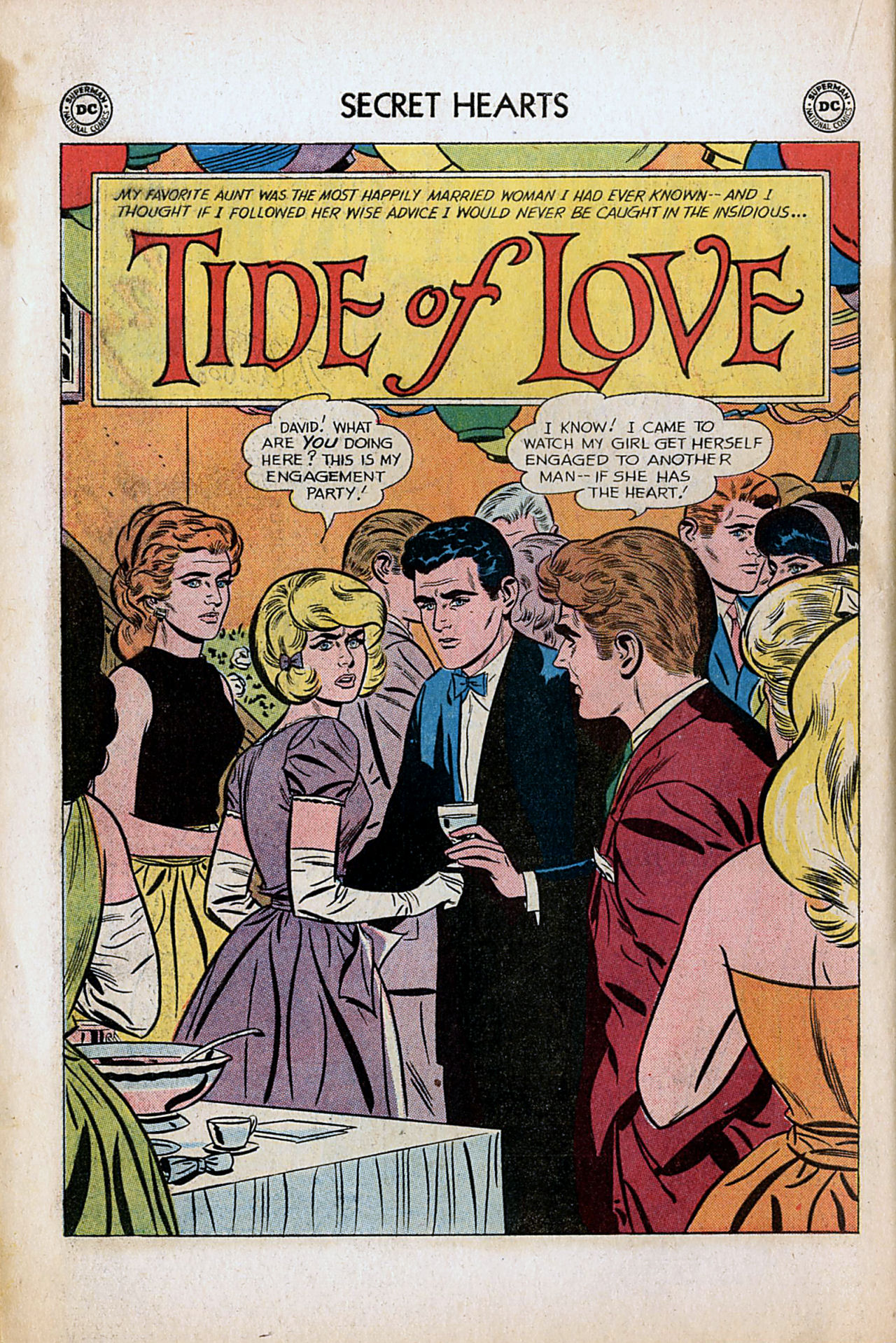 Read online Secret Hearts comic -  Issue #80 - 18