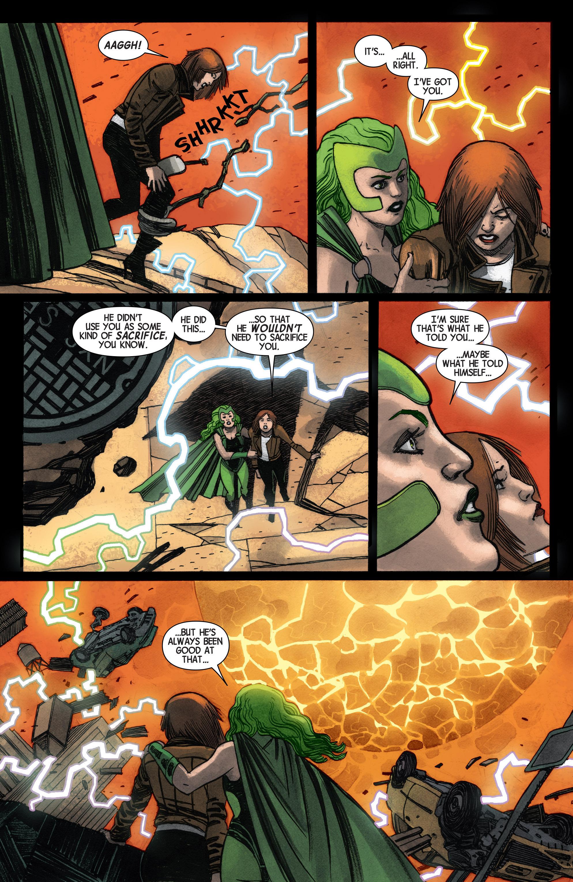 Read online Secret Wars: Last Days of the Marvel Universe comic -  Issue # TPB (Part 1) - 206