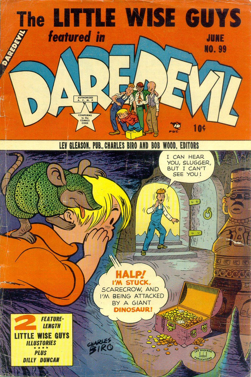 Daredevil (1941) 99 Page 1