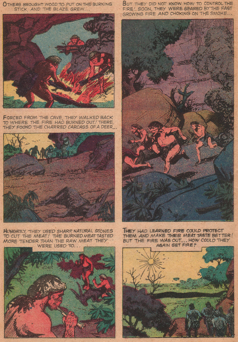 Read online Turok, Son of Stone comic -  Issue #73 - 16