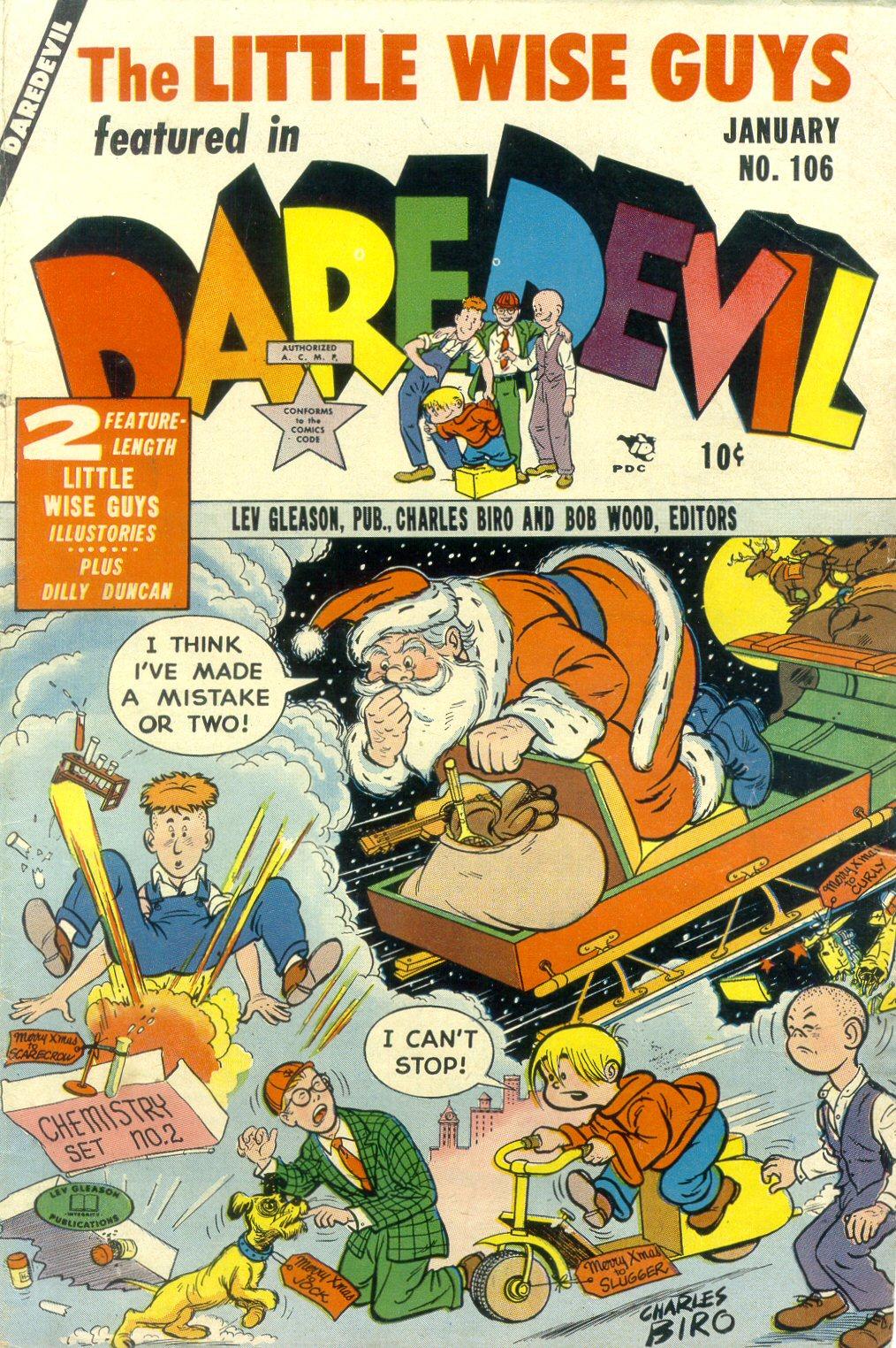 Daredevil (1941) 106 Page 1