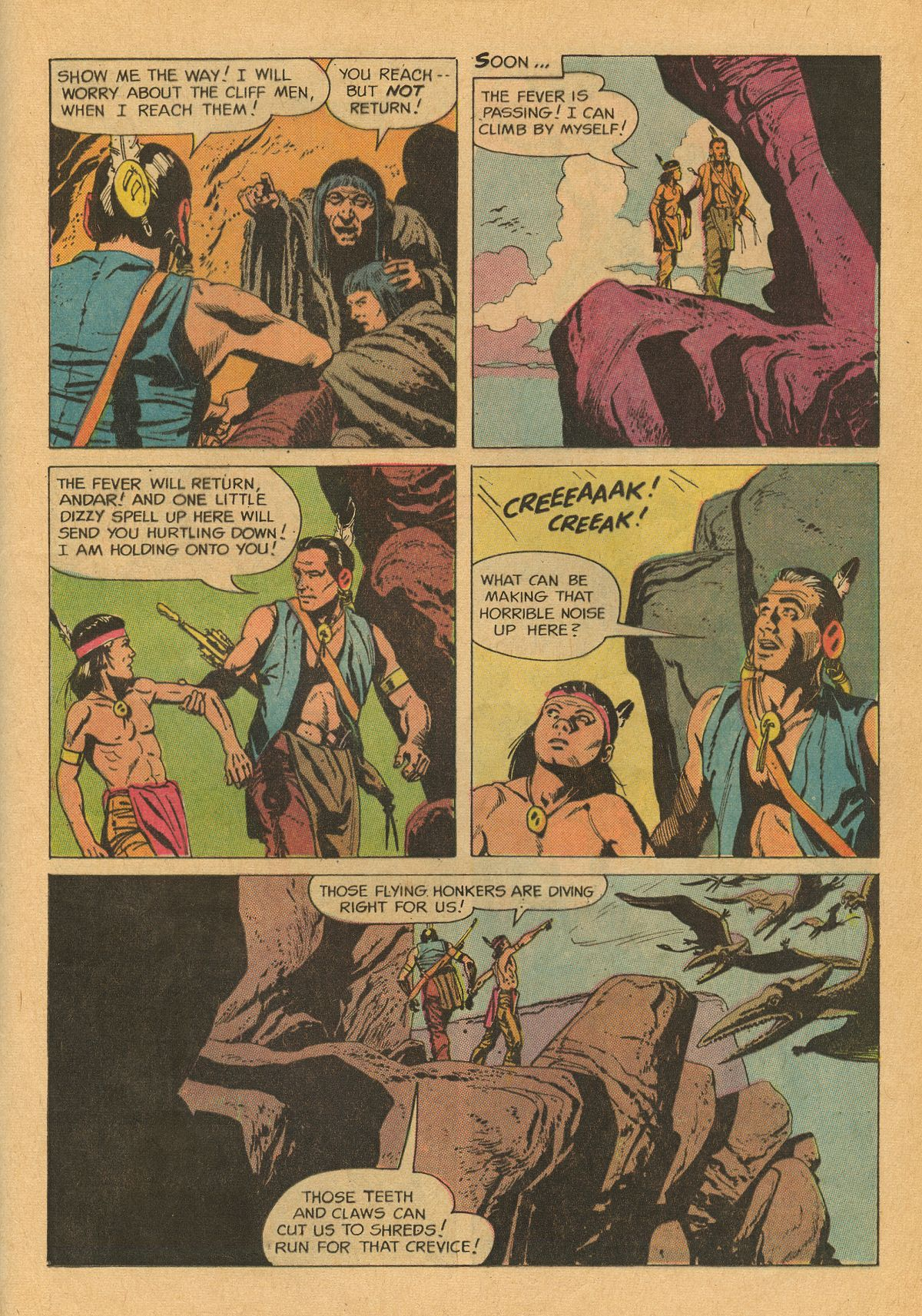 Read online Turok, Son of Stone comic -  Issue #75 - 24