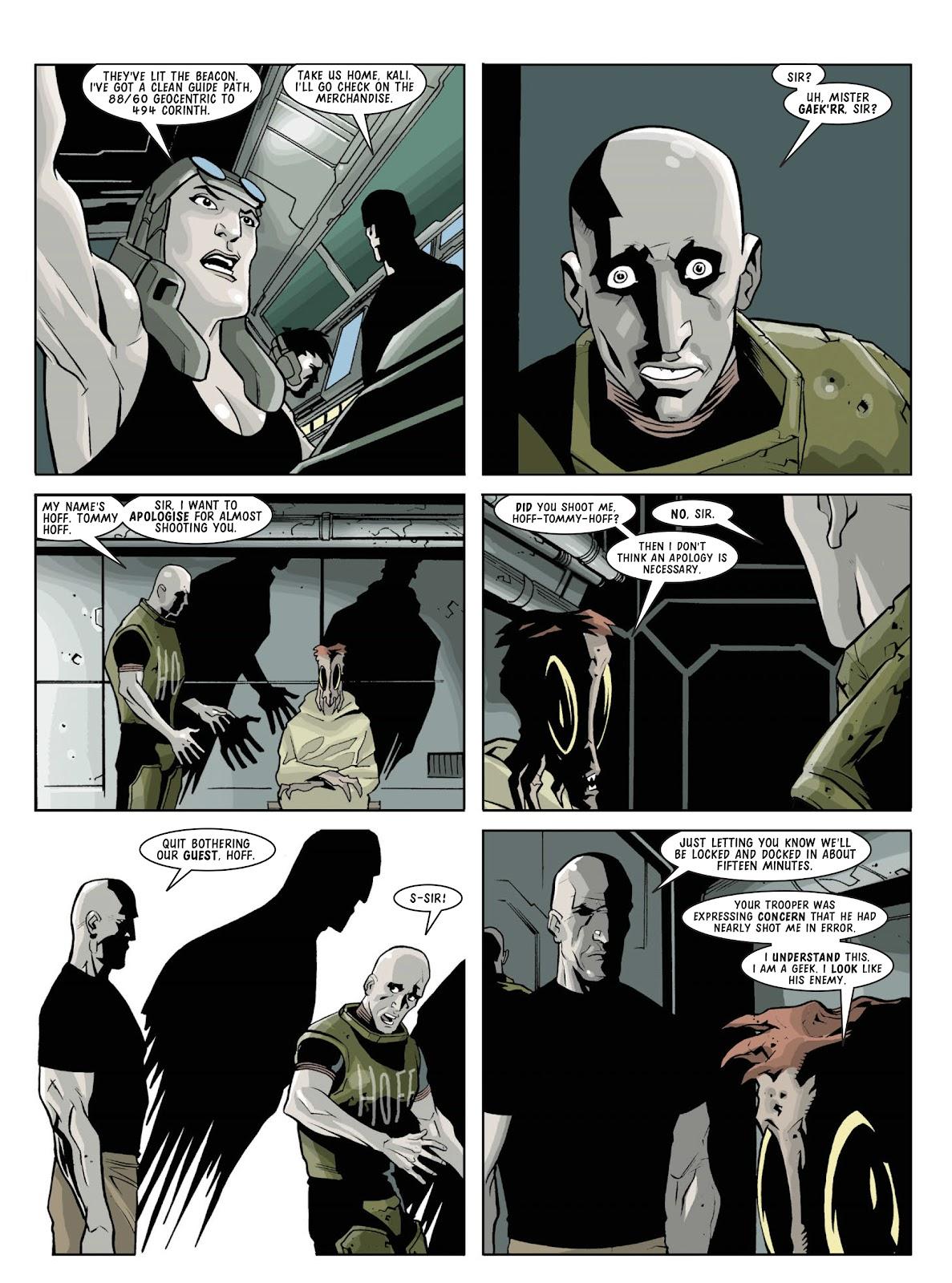 Judge Dredd Megazine (Vol. 5) Issue #381 #180 - English 104