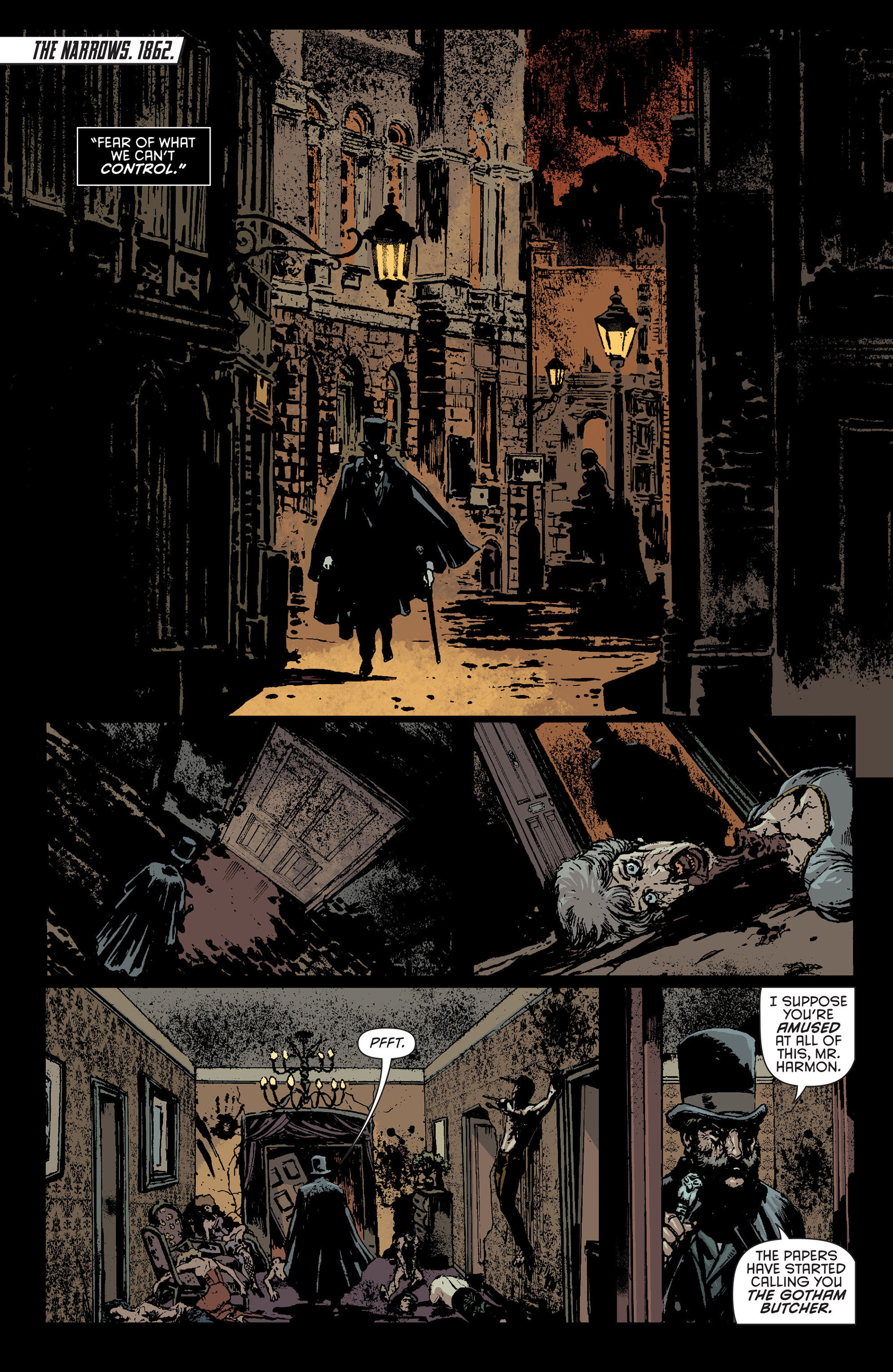 Read online Batman and Robin (2011) comic -  Issue #23.2 - 16