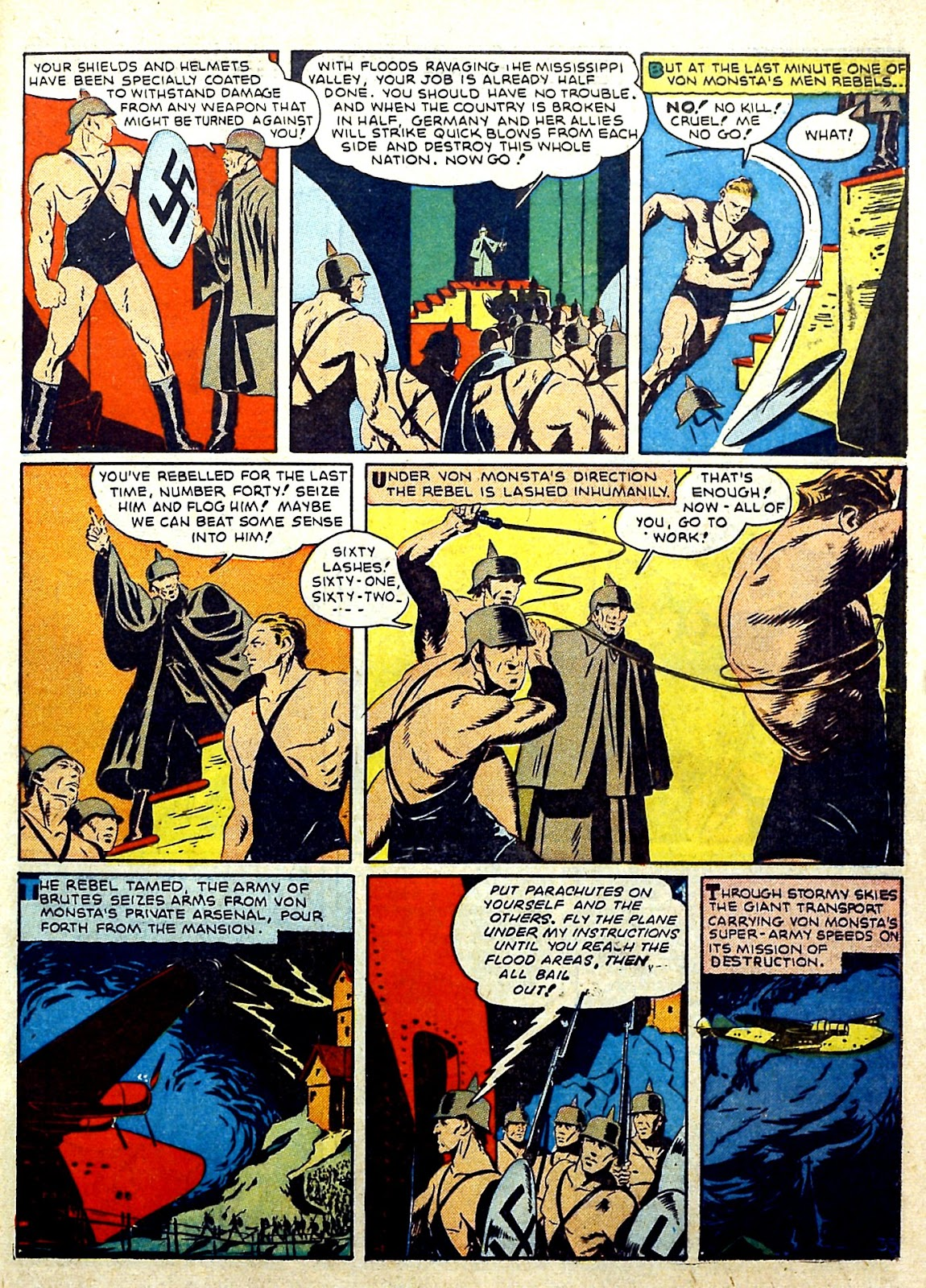 Our Flag Comics issue 4 - Page 37