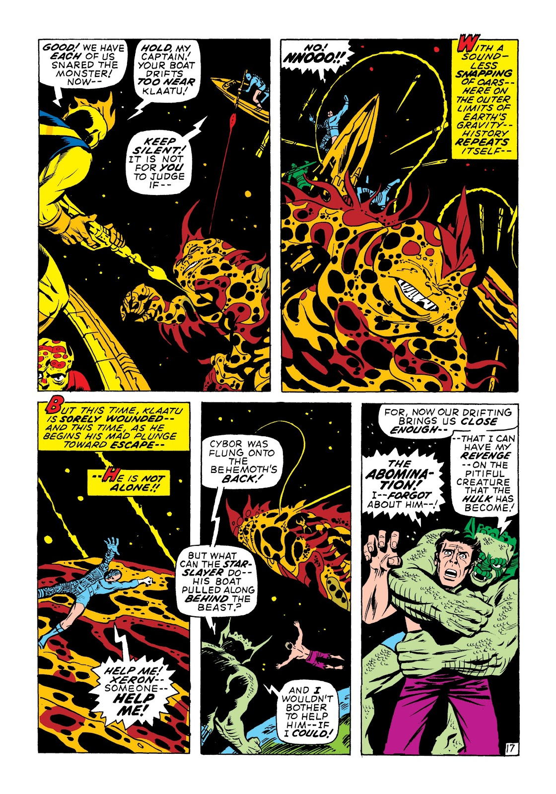 Read online Marvel Masterworks: The Incredible Hulk comic -  Issue # TPB 7 (Part 1) - 63