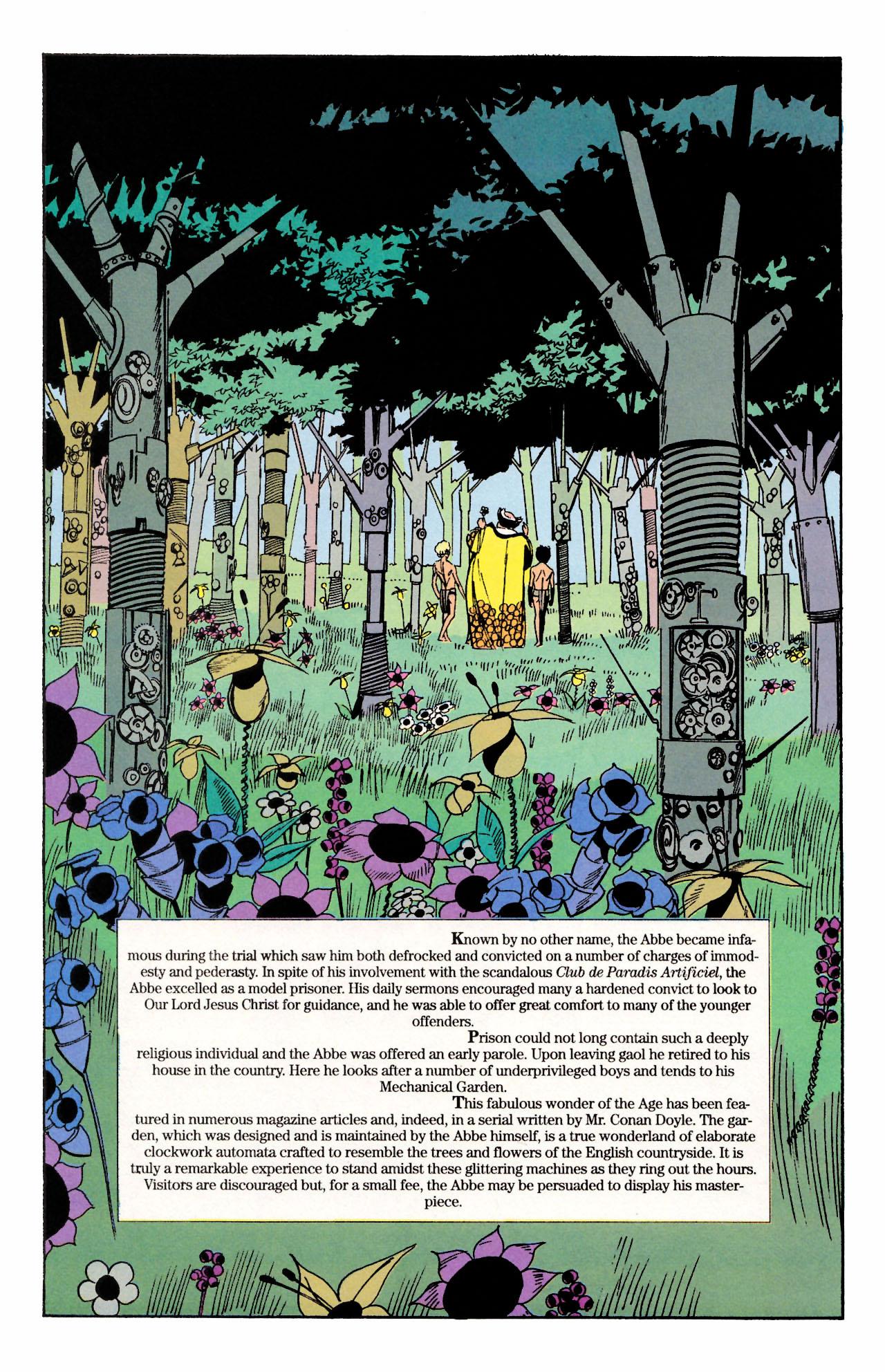 Read online Sebastian O comic -  Issue #2 - 14