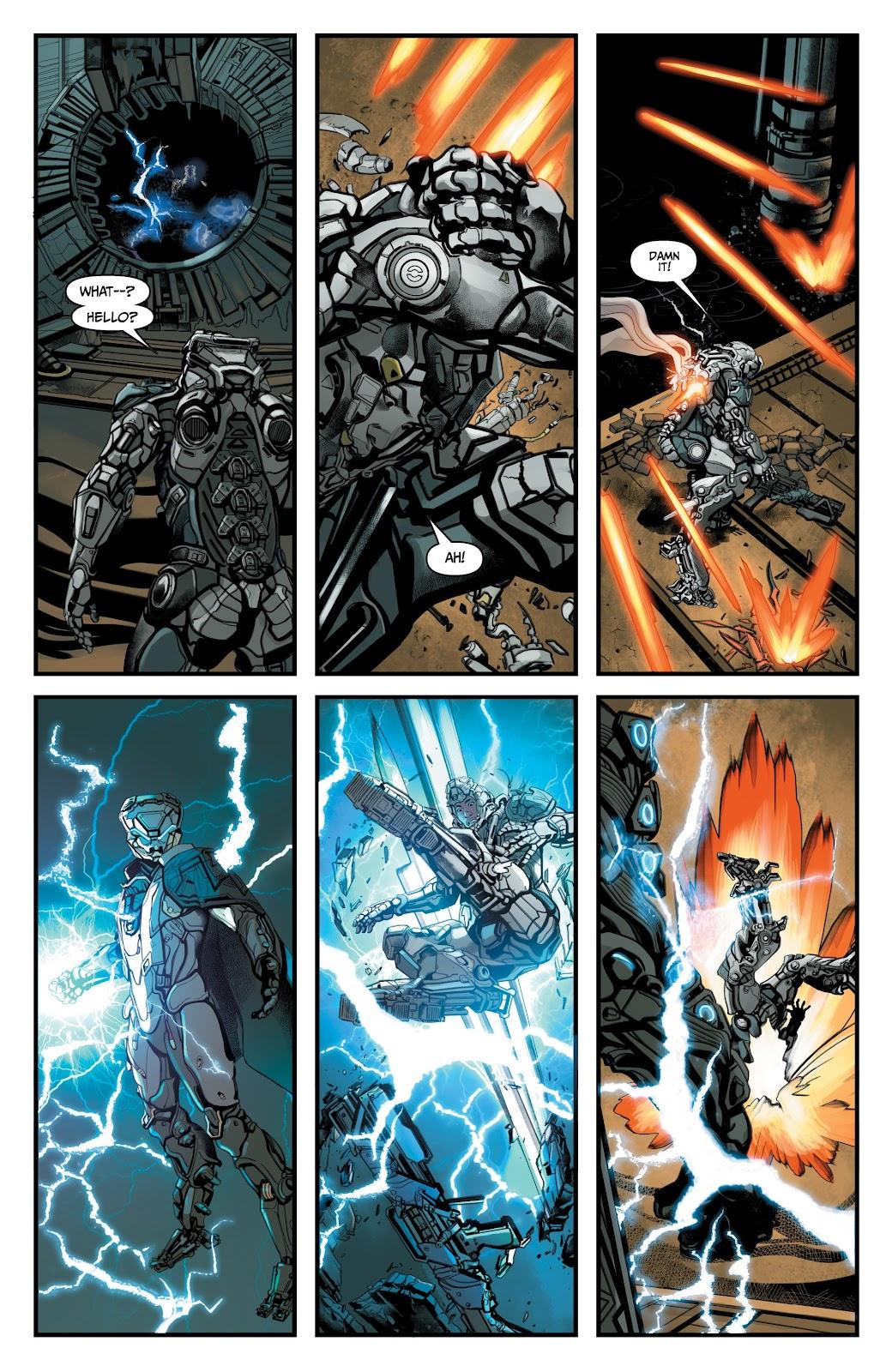 Read online Anthem comic -  Issue #2 - 11